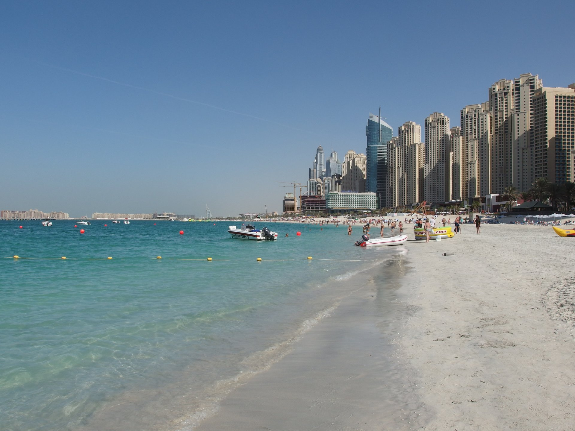 Beach Season in Dubai - Best Season 2020