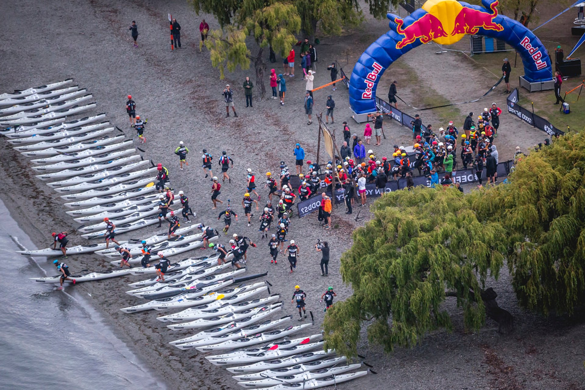 Red Bull Defiance in New Zealand 2020 - Best Time