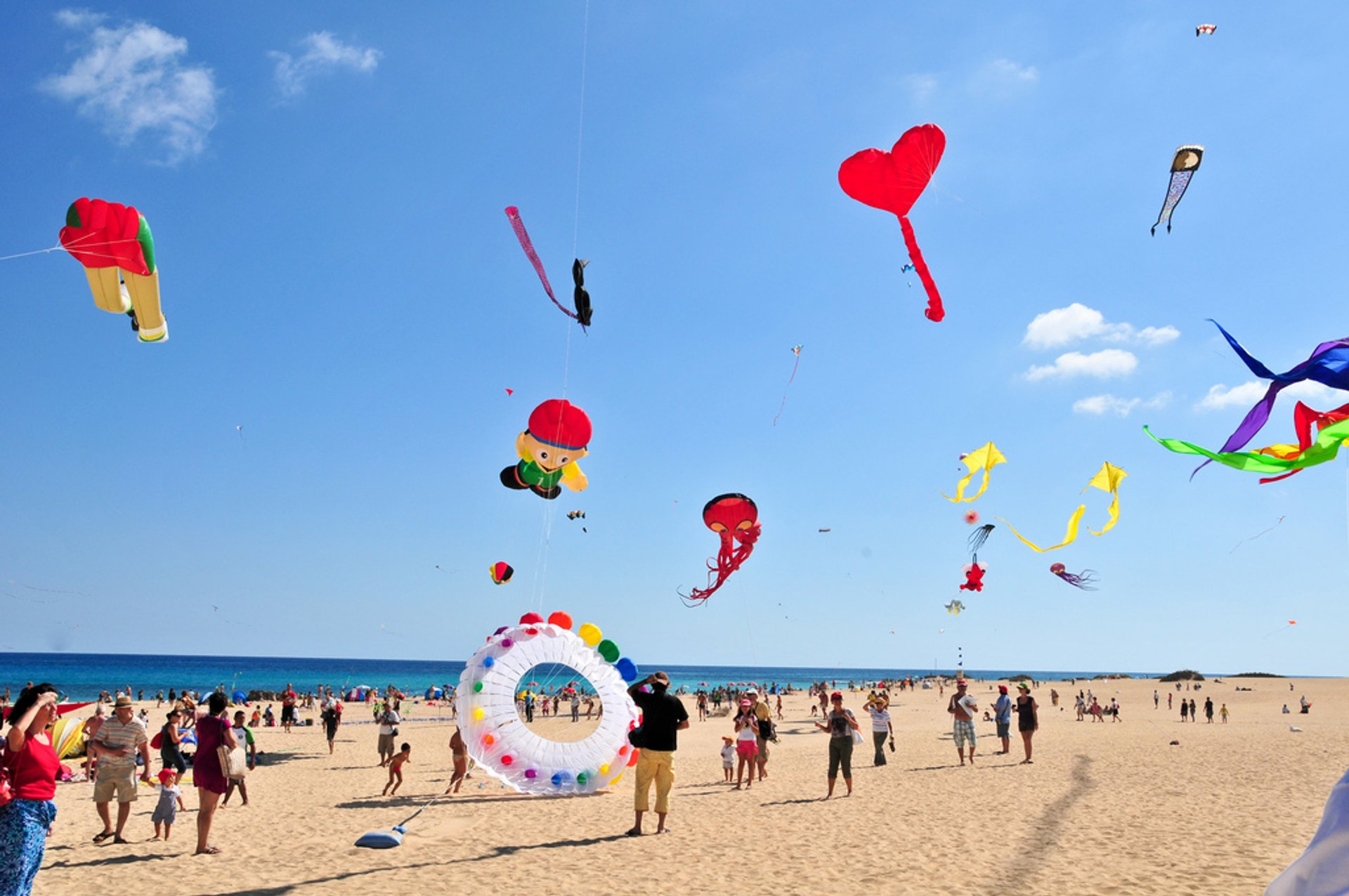 Fuerteventura Kite Festival in Canary Islands 2020 - Best Time