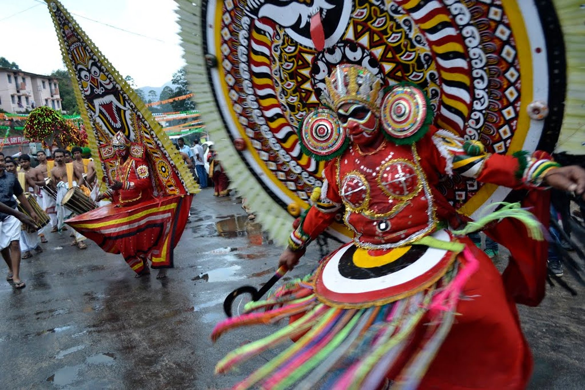 Cochin Carnival in Kerala 2019 - Best Time