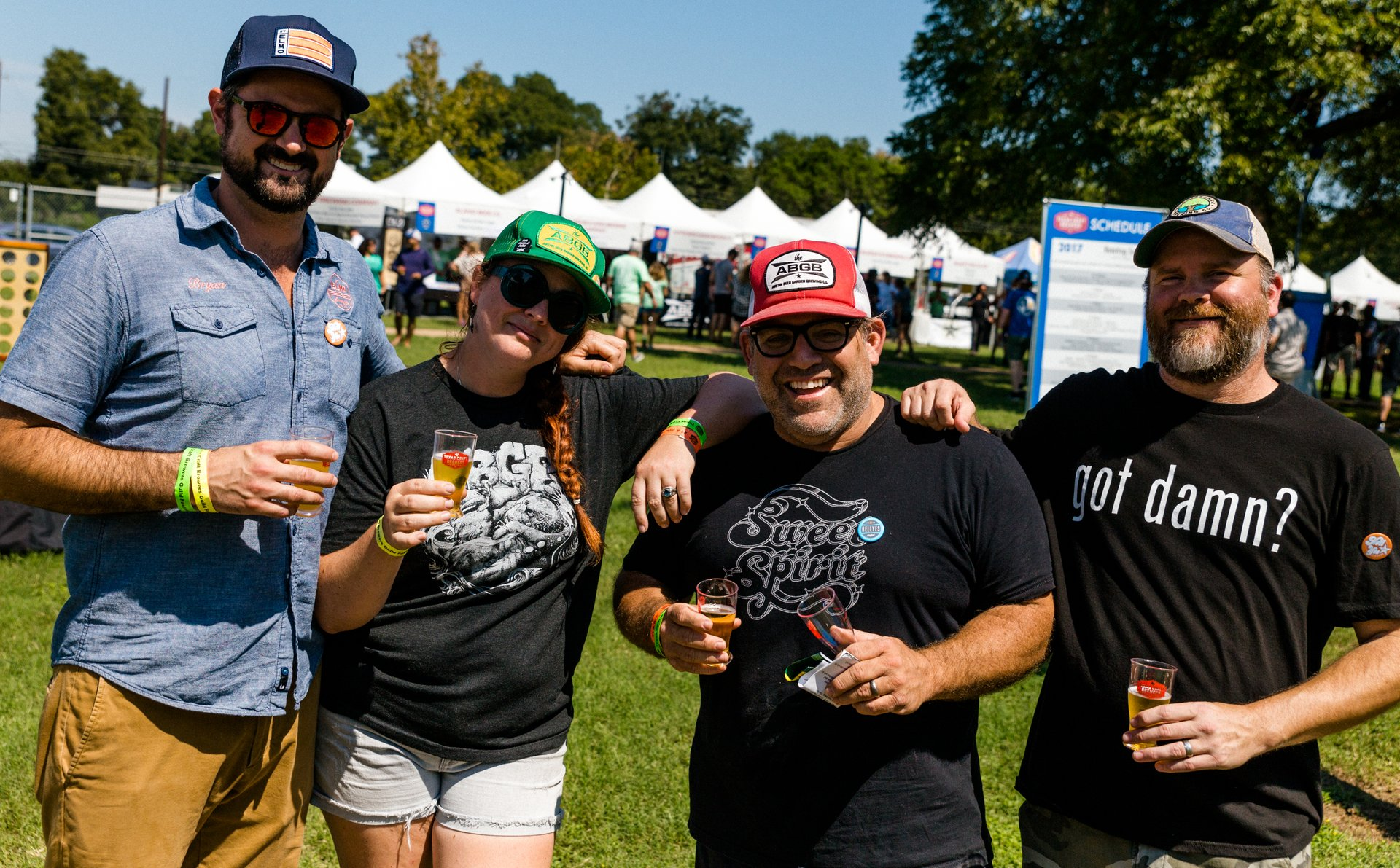 Best time to see Texas Craft Brewers Festival in Texas 2020