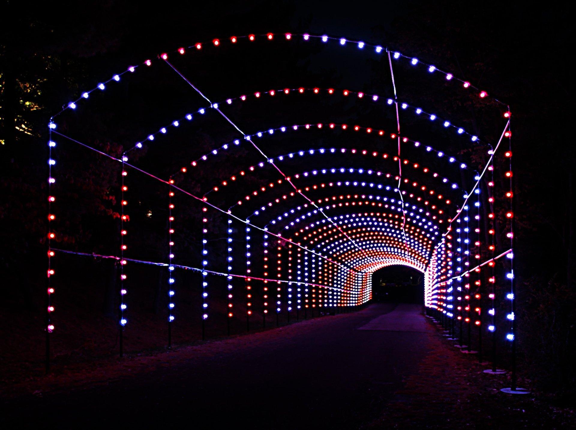 Best time for Oglebay Winter Festival of Lights 2020