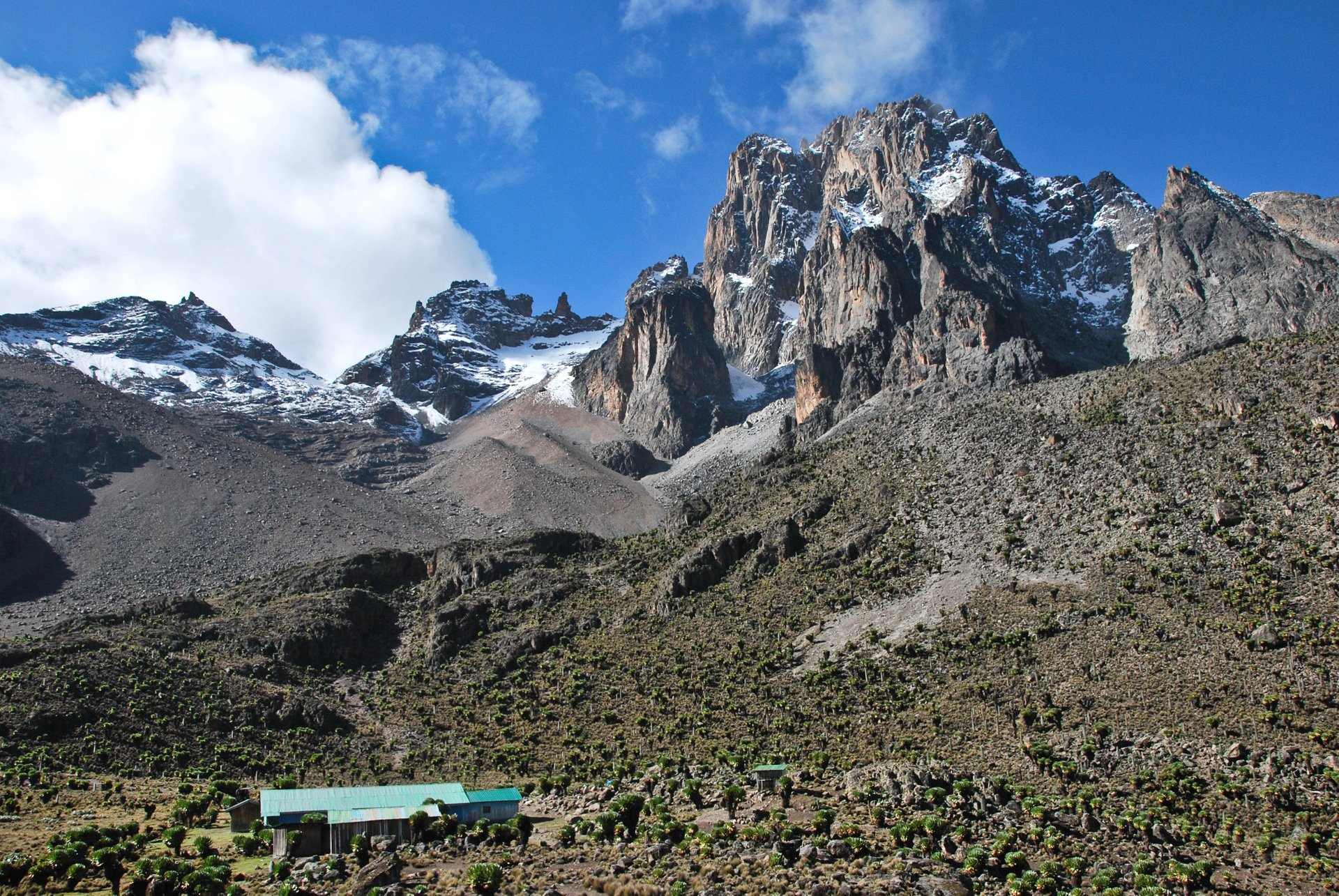 Mount Kenya Ascent in Kenya 2019 - Best Time