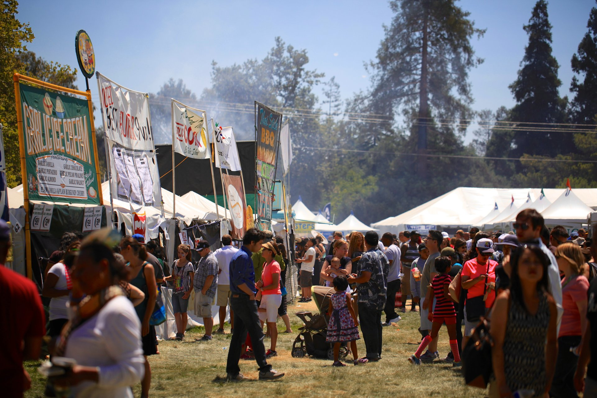 Gilroy Garlic Festival in San Francisco - Best Season 2019