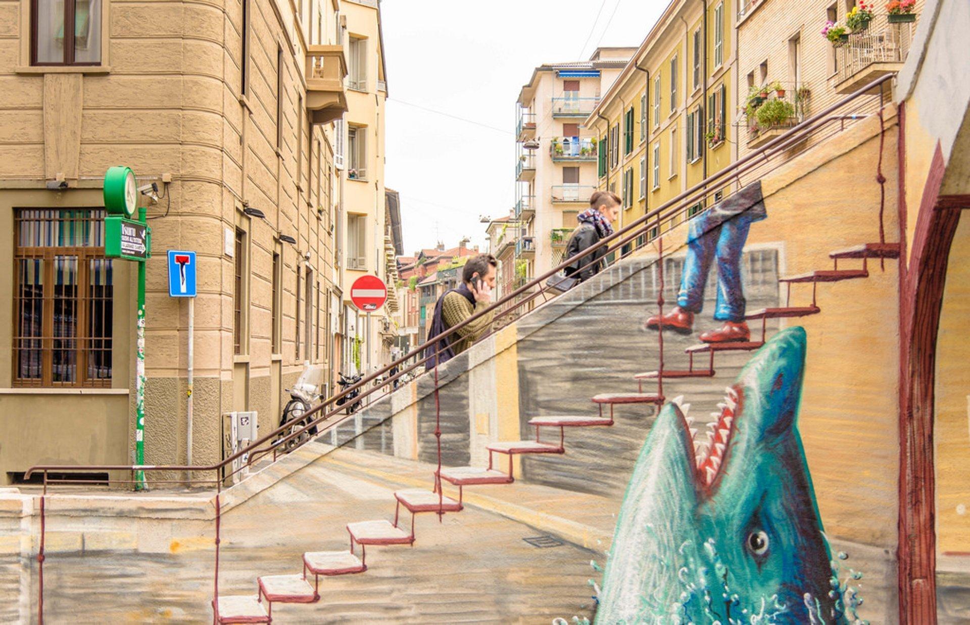 Isola Street Art in Milan 2019 - Best Time