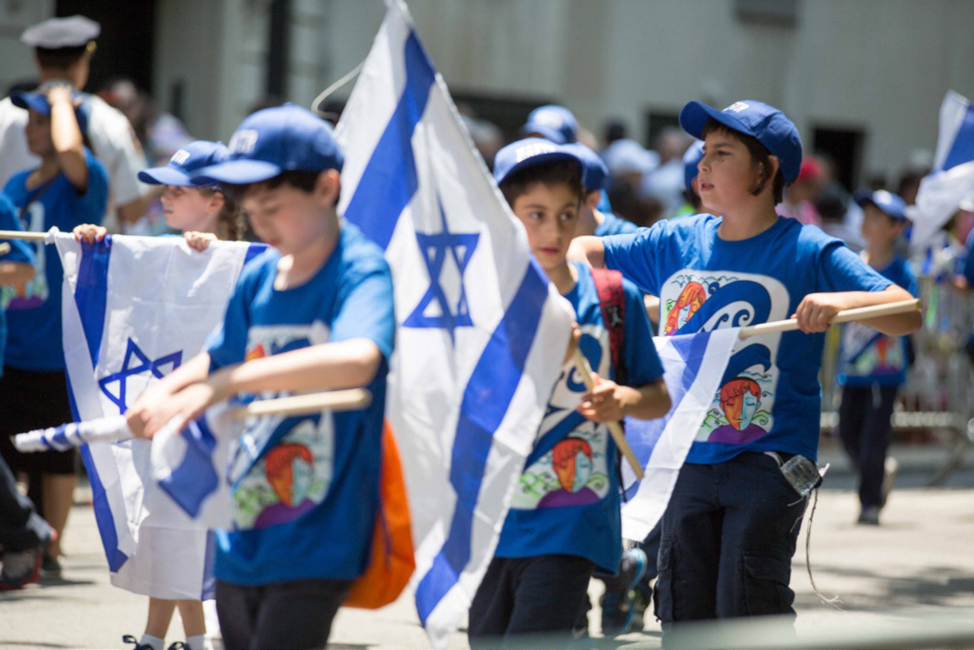 Best time for Celebrate Israel Parade in New York 2020