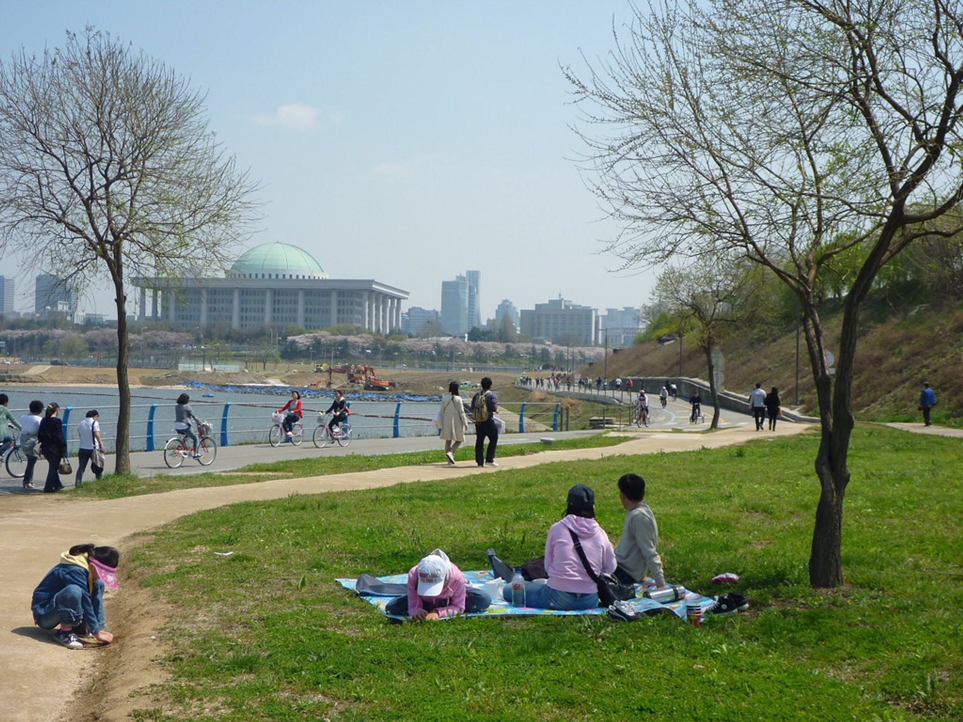 Spring in Seoul - Best Season 2020