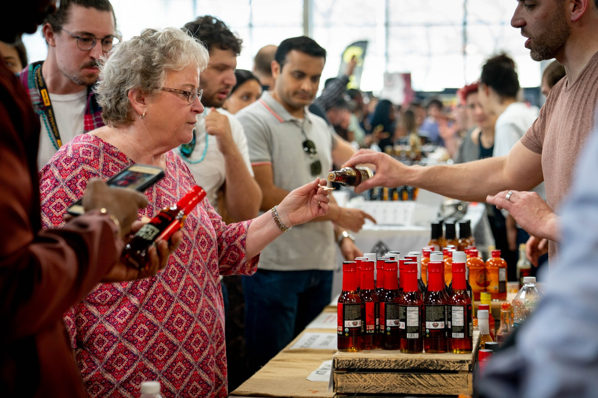 NYC Hot Sauce Expo in New York 2020 - Best Time