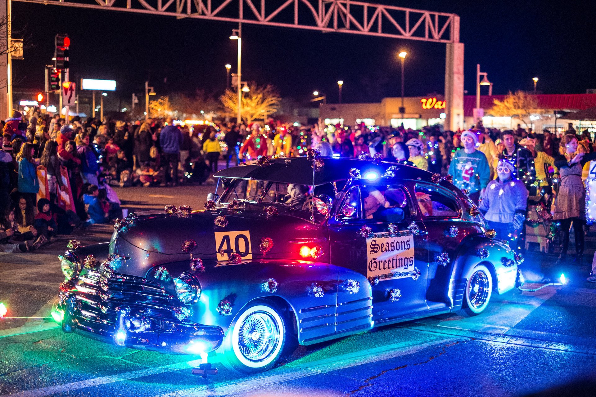 Twinkle Light Parade in Albuquerque in New Mexico - Best Season 2020