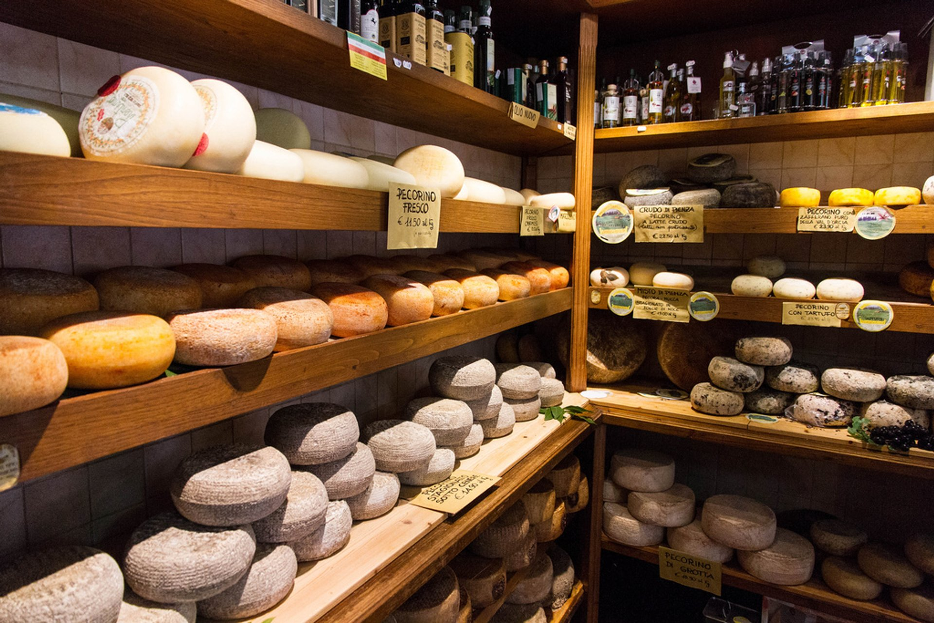 Sienese Pecorino in Florence - Best Season 2020