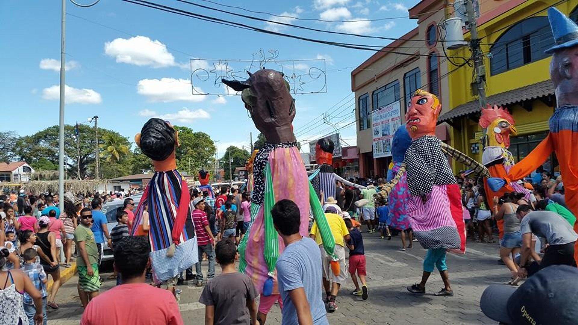 Fiestas Típicas Nacionales Santa Cruz in Costa Rica - Best Season 2020