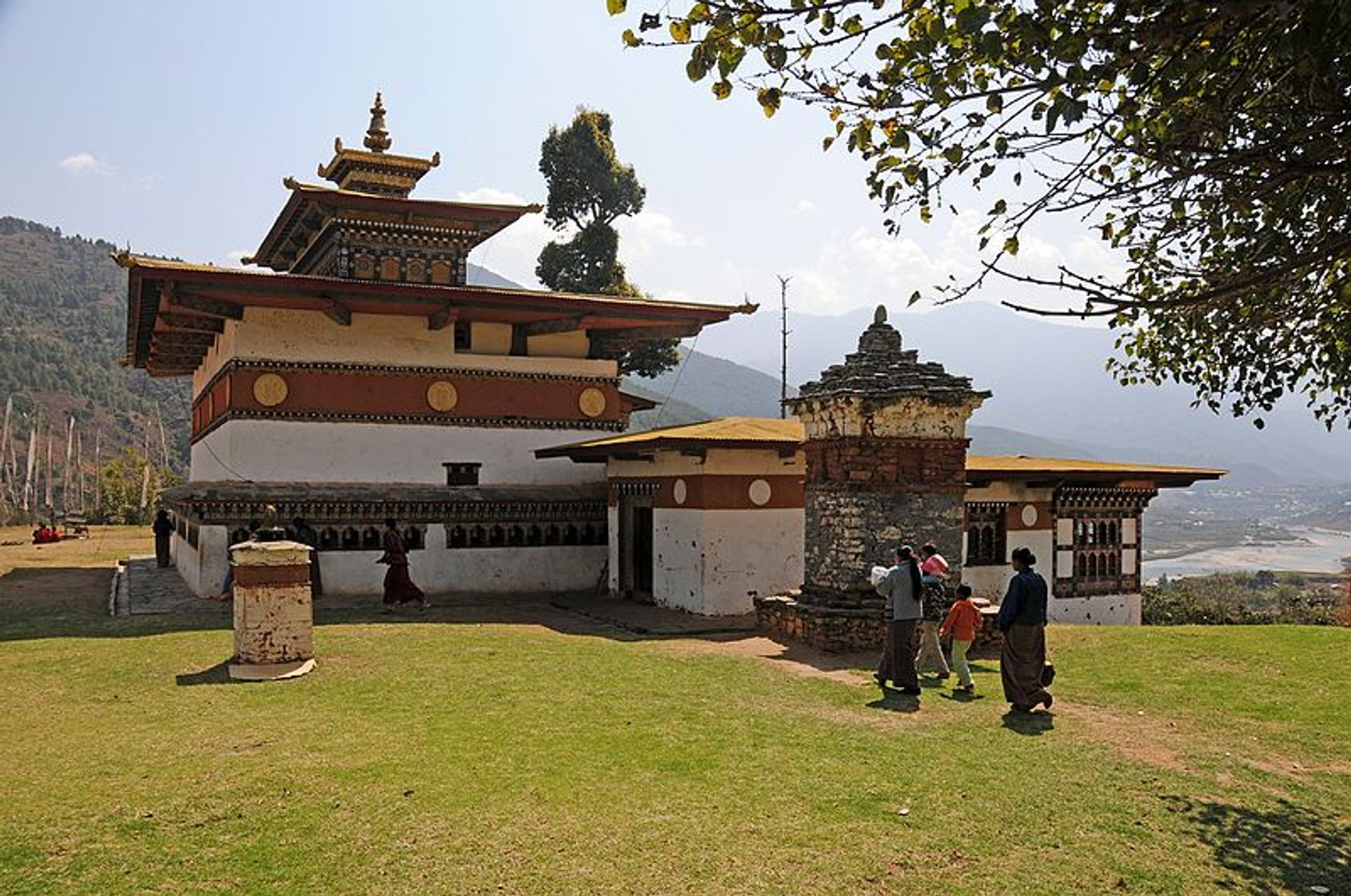 Best time for Fertility Blessing in Chimi Lhakhang Monastery in Bhutan 2020