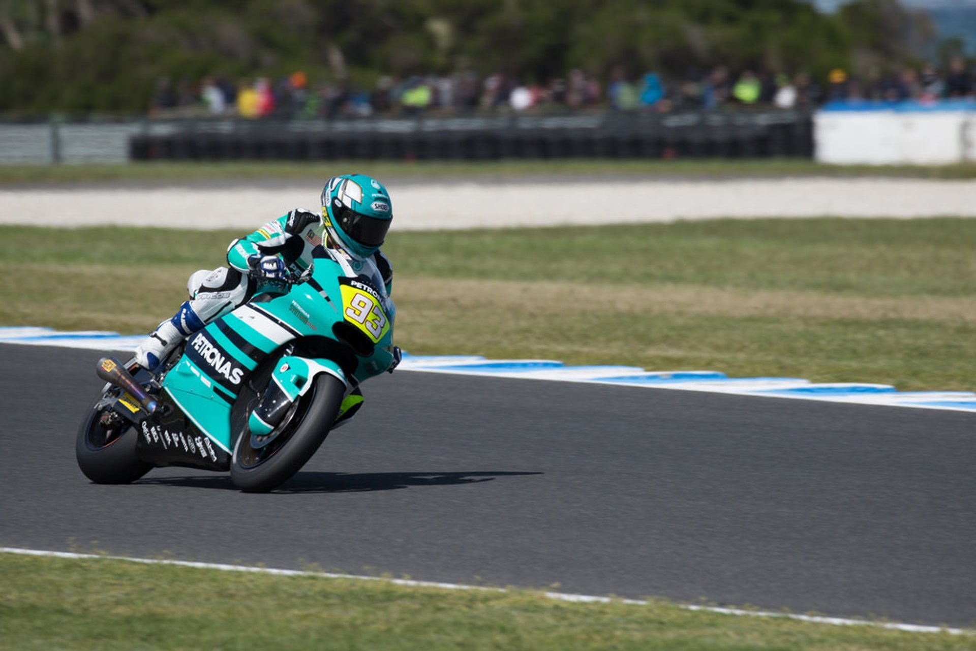 Australian Motorcycle Grand Prix in Victoria - Best Time