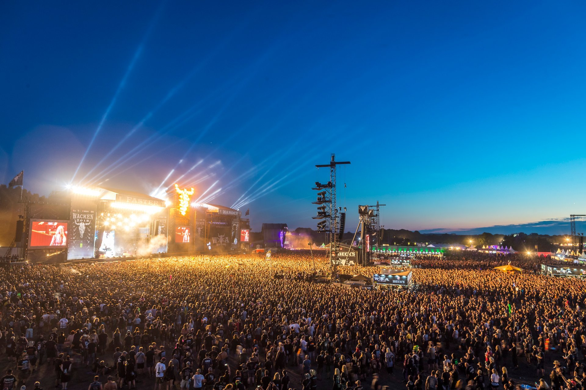 Best time to see Wacken Open Air 2020