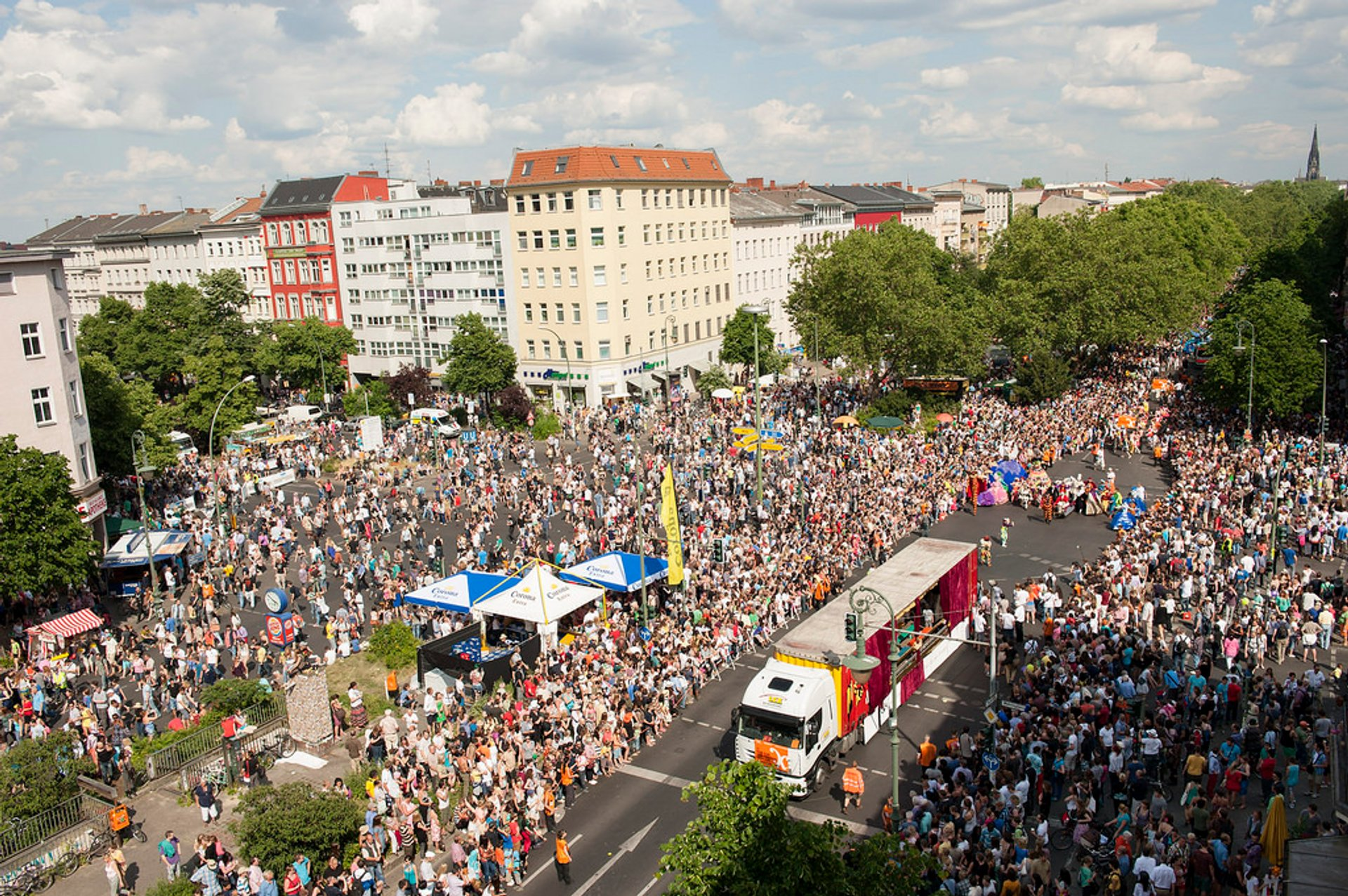 Carnival of Cultures in Berlin - Best Season 2019