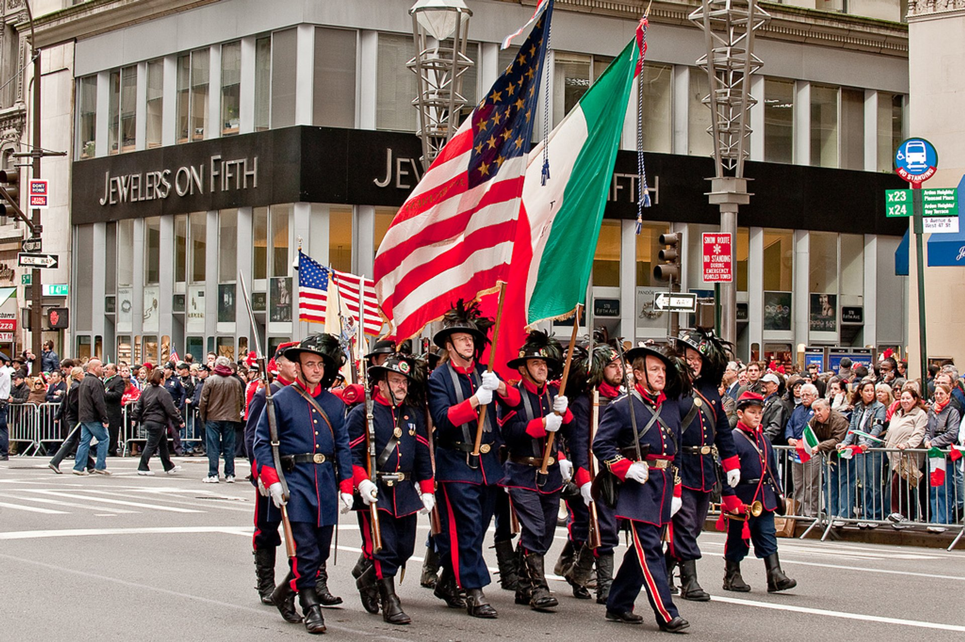 Columbus Day Parade in New York 2019 - Best Time