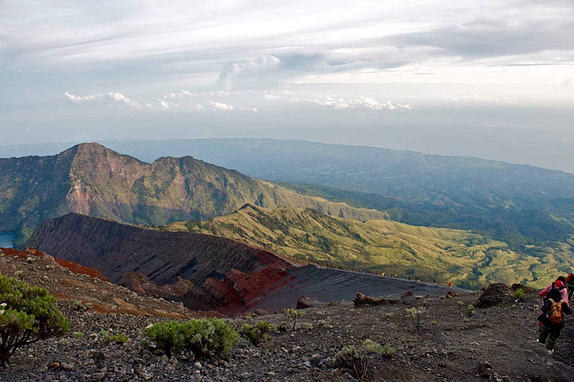Mount Rinjani National Park in Indonesia - Best Season 2020