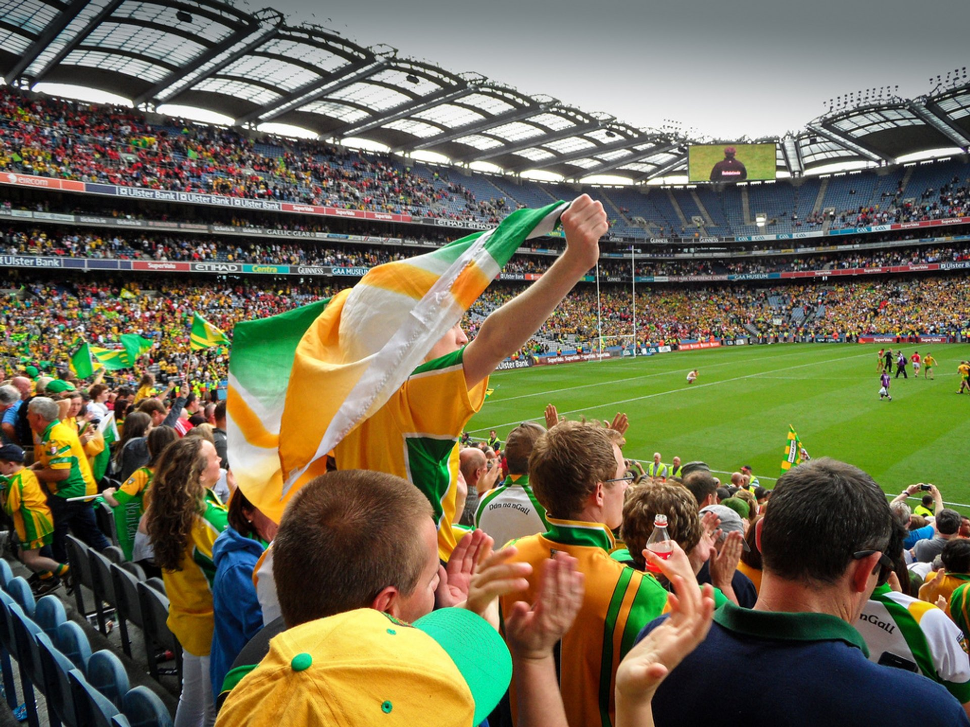 Gaelic Football in Ireland - Best Season 2020