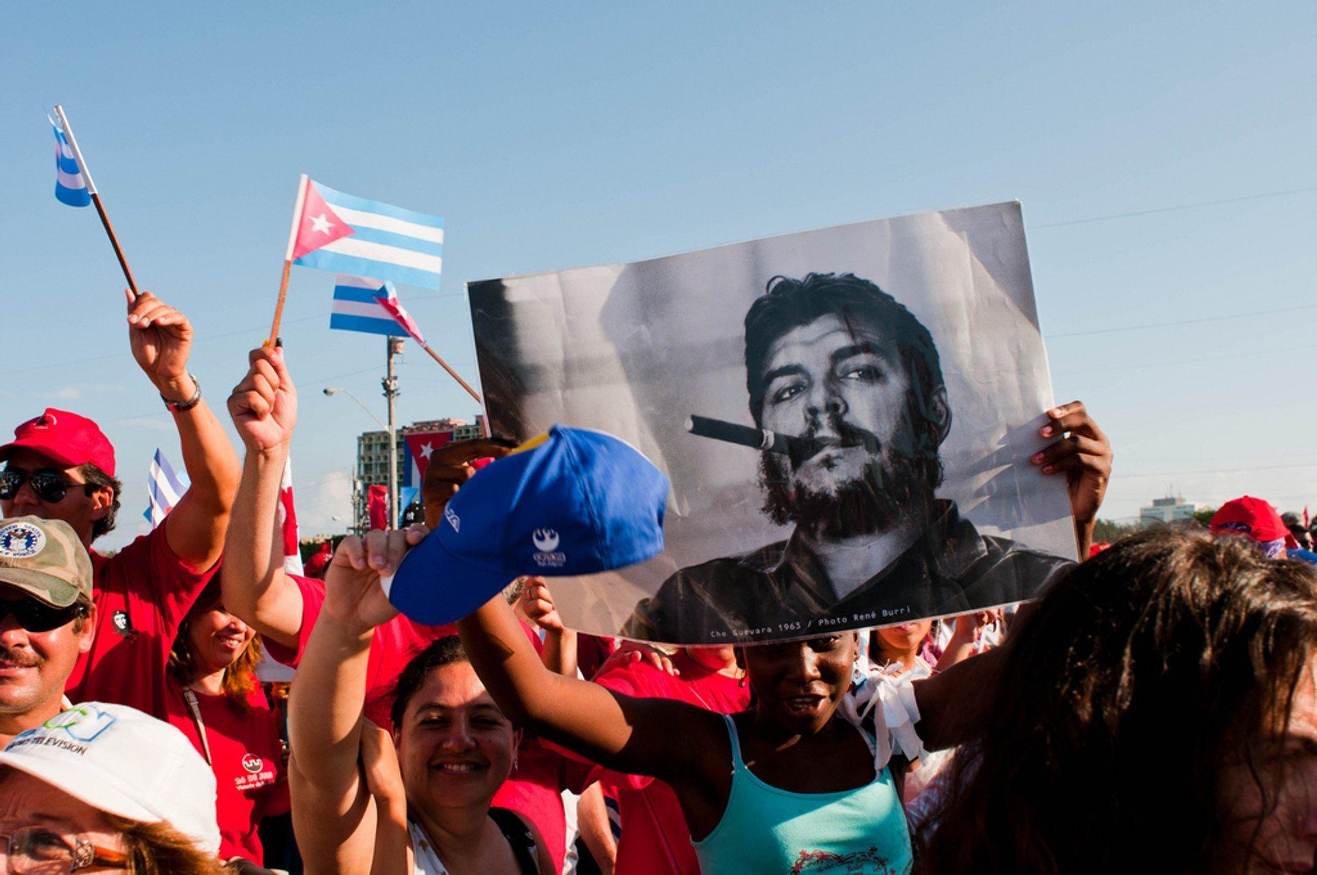 Labour Day or Día de los Trabajadores in Cuba - Best Season 2019