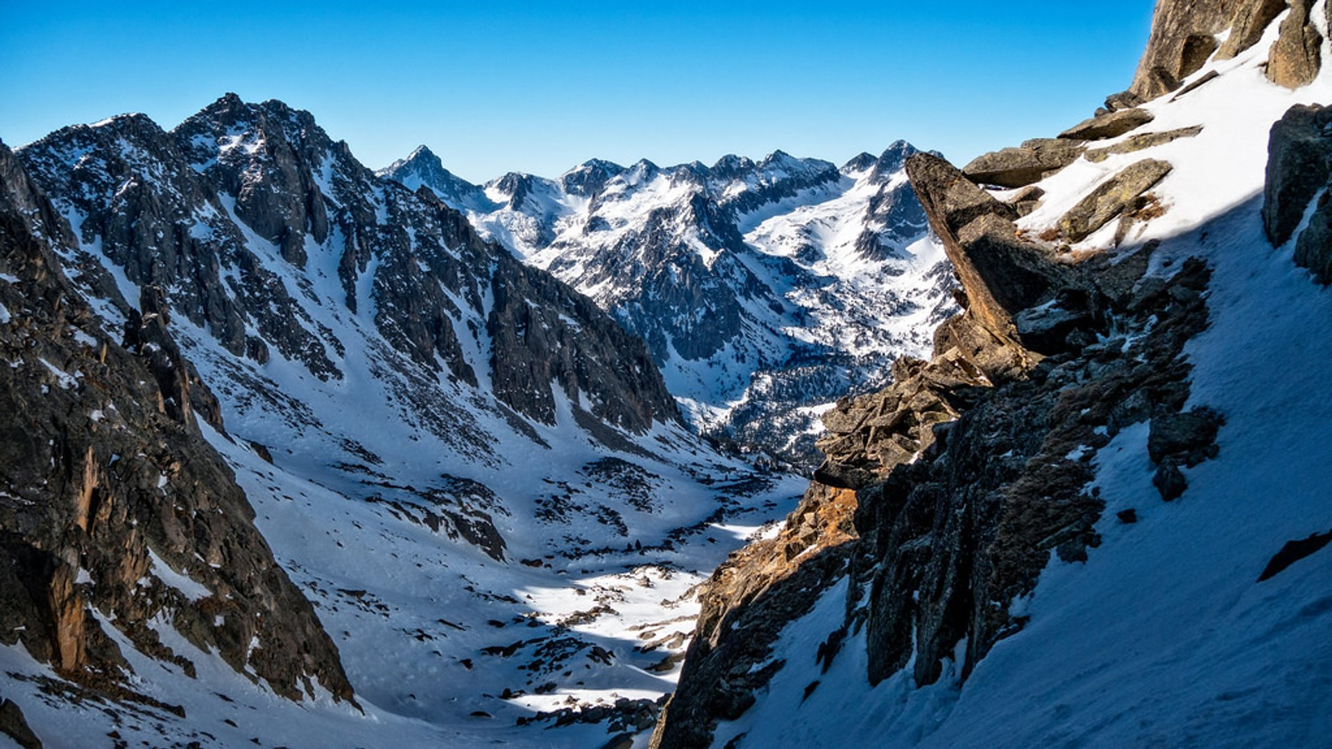Best time for Aigüestortes National Park Winter Activities in Spain 2020