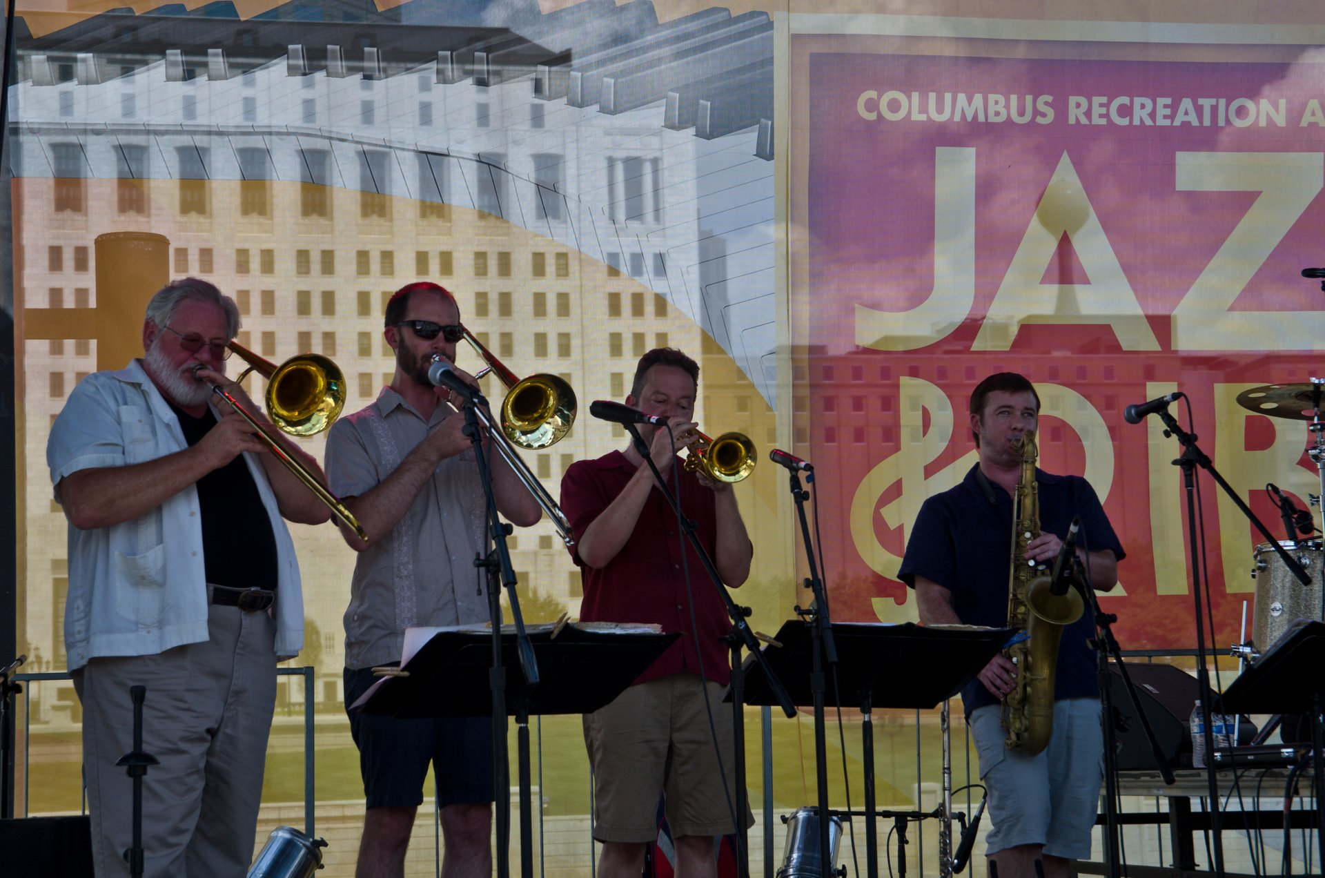 Columbus Jazz & Rib Fest in Ohio - Best Season 2020