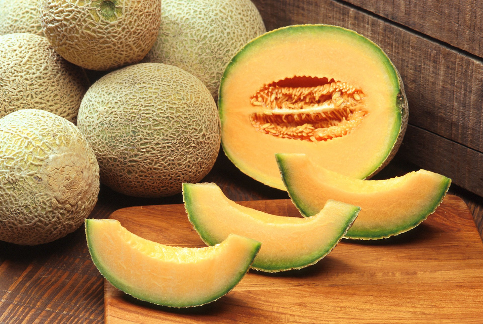 Cantaloupe in Costa Rica 2019 - Best Time
