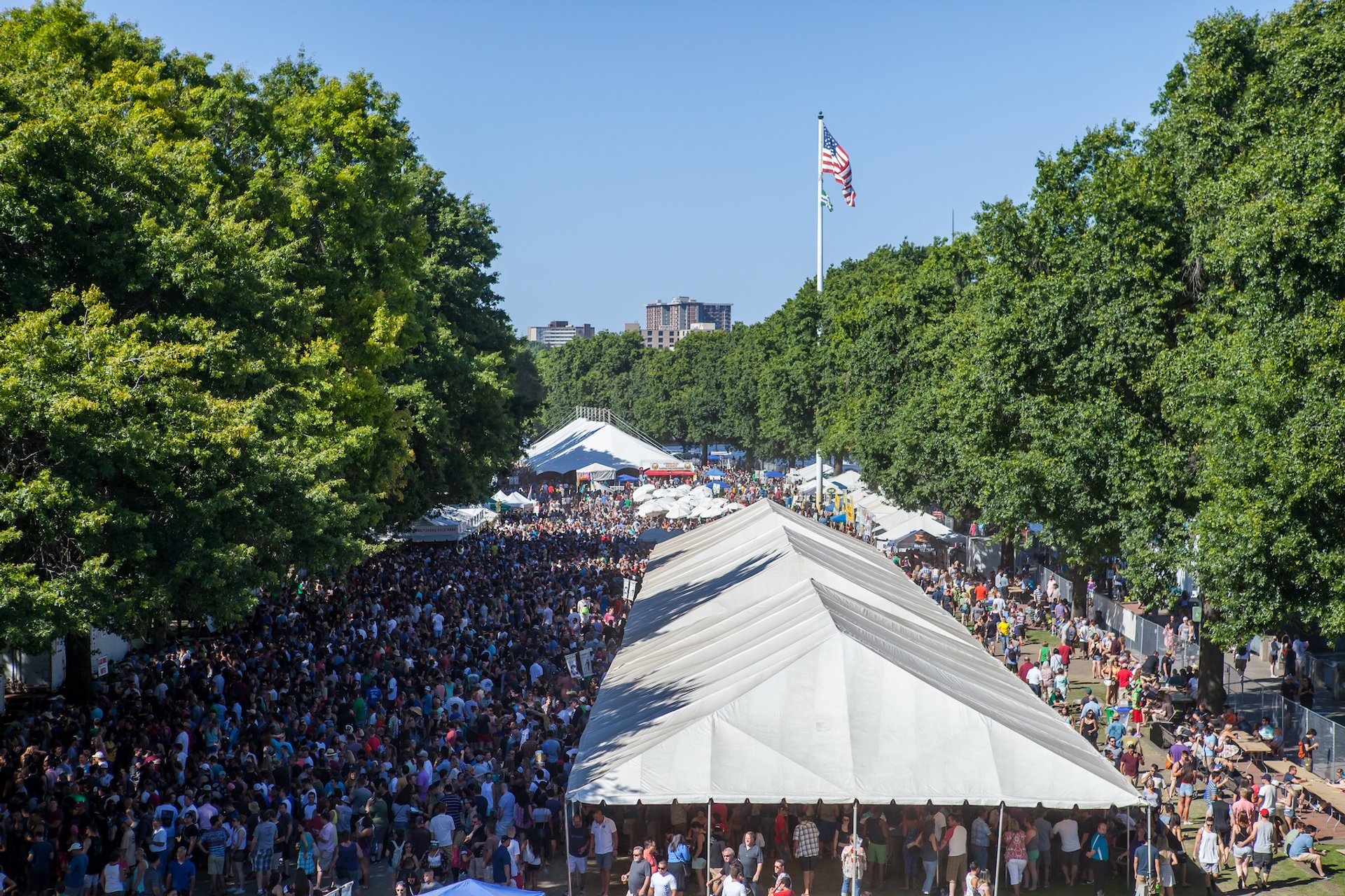Oregon Brewers Festival in Portland - Best Season 2020