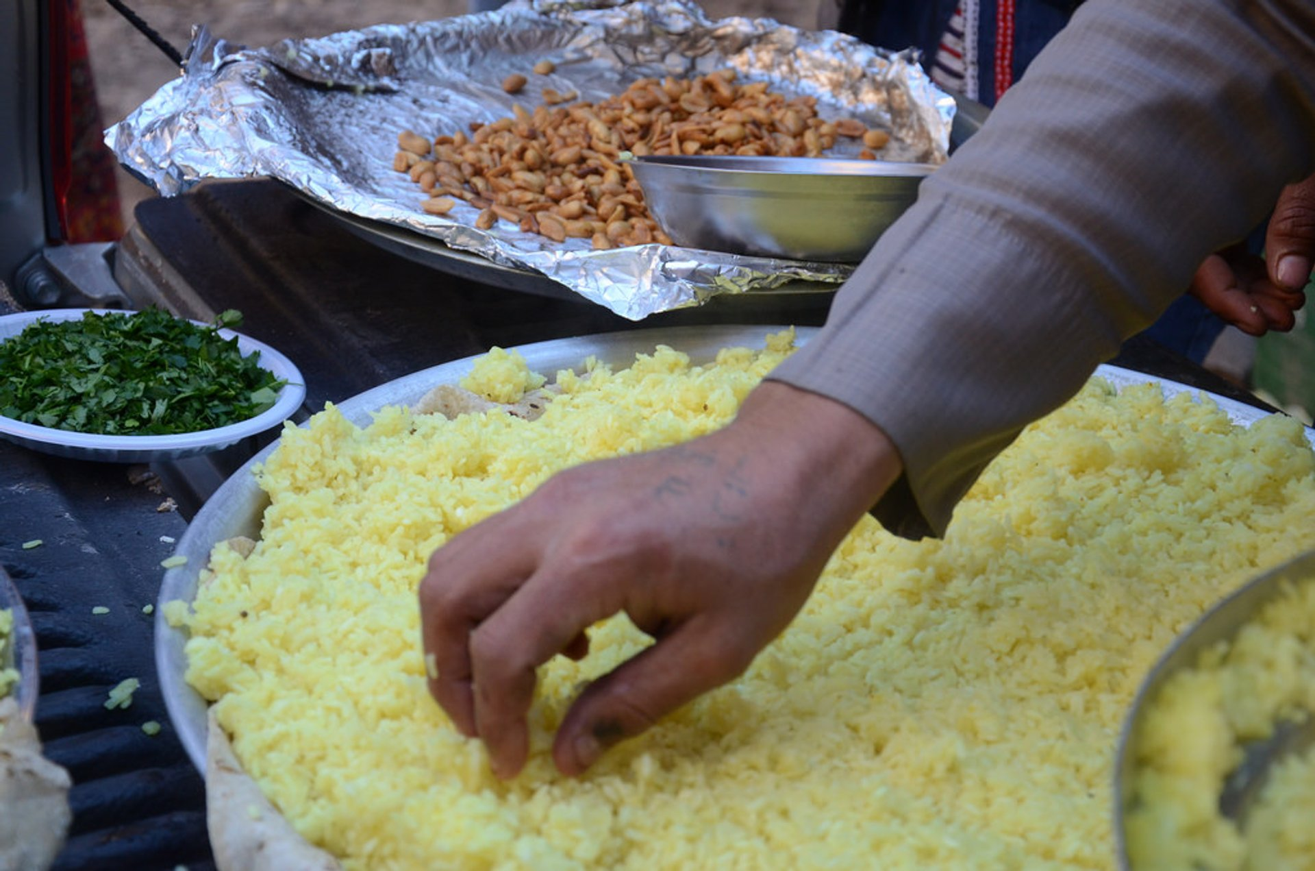 Mansaf in Jordan - Best Season 2020