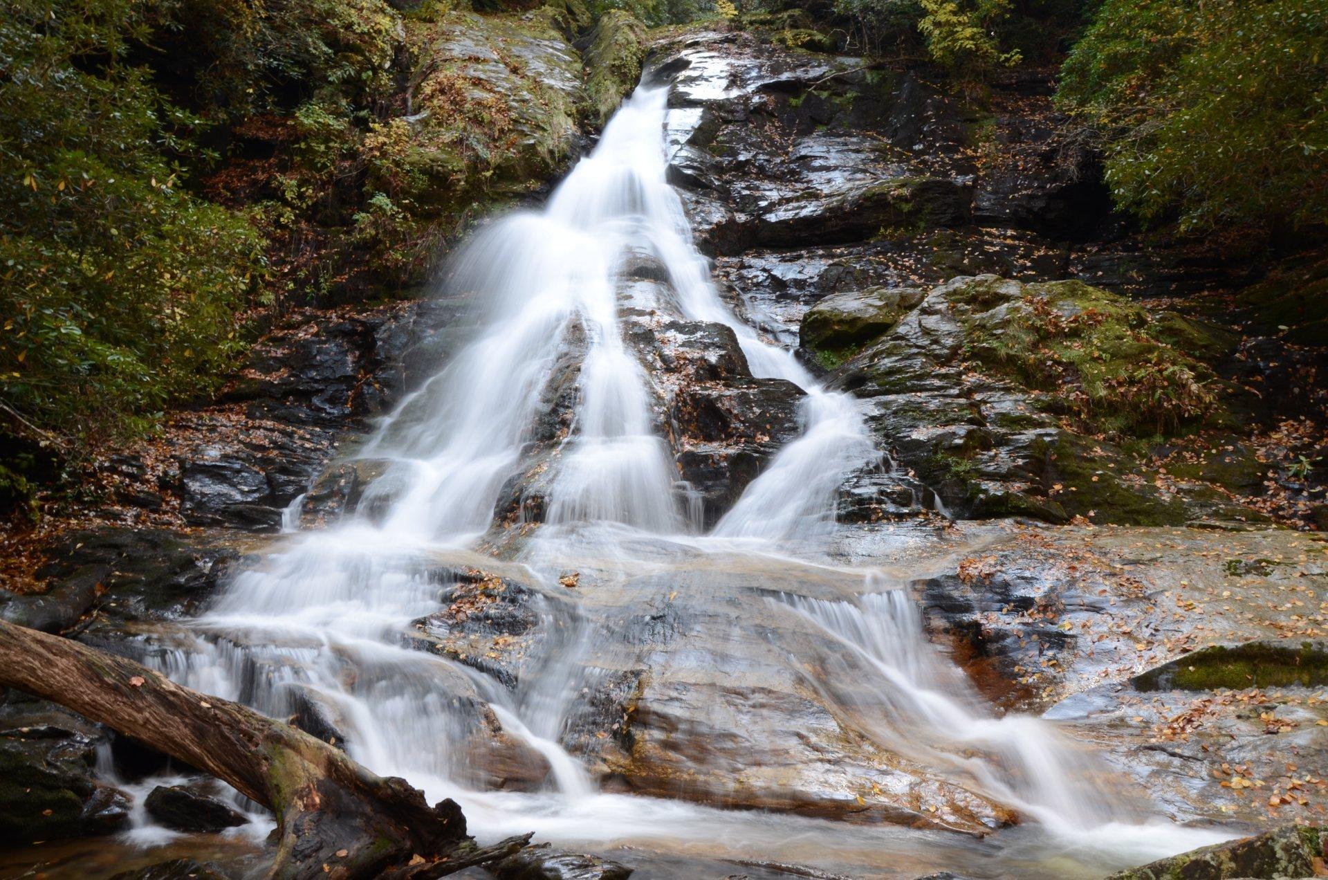 High Shoals Falls & Blue Hole Falls in Georgia 2020 - Best Time