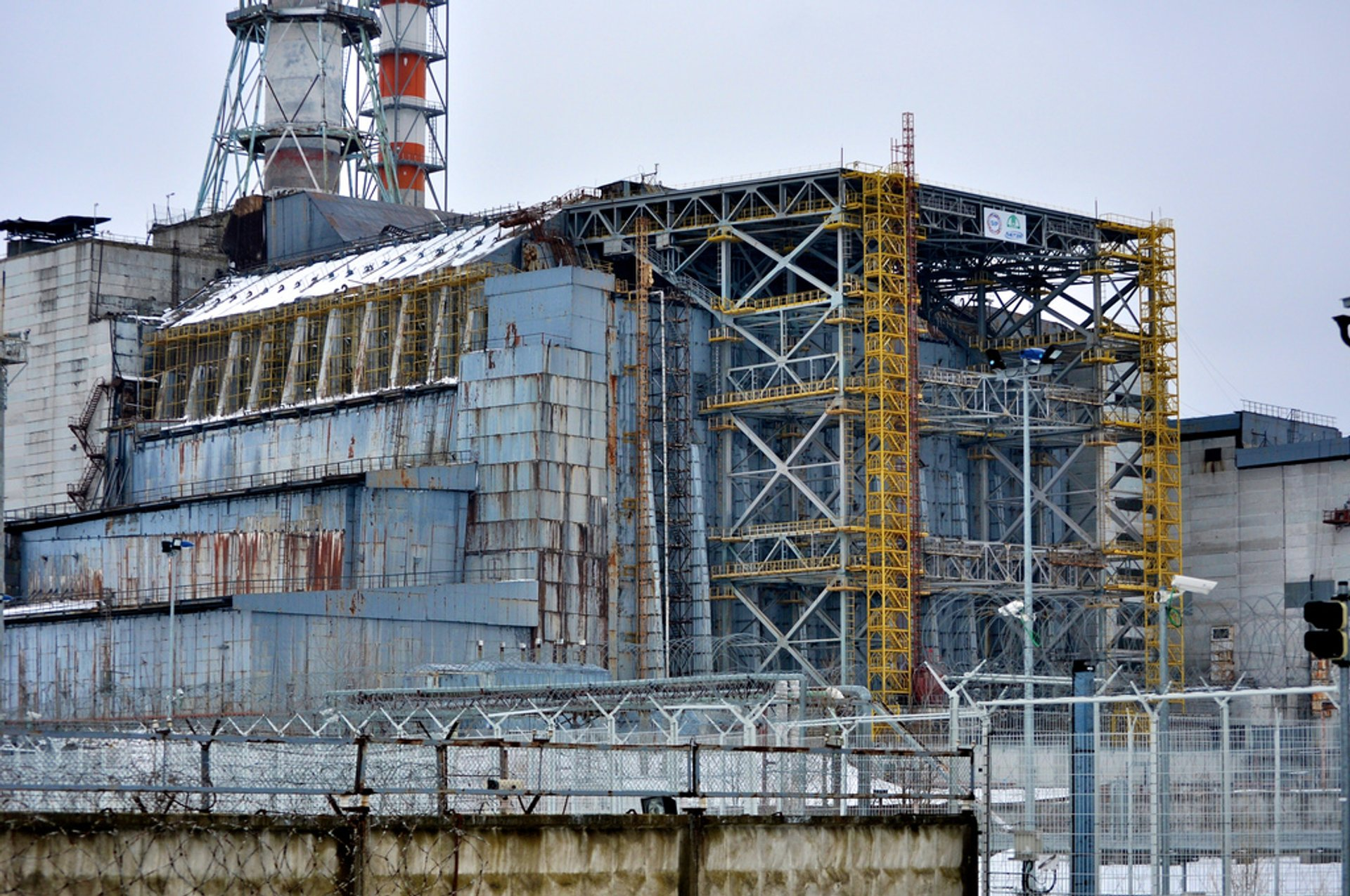 Best time for Chornobyl in Ukraine 2020
