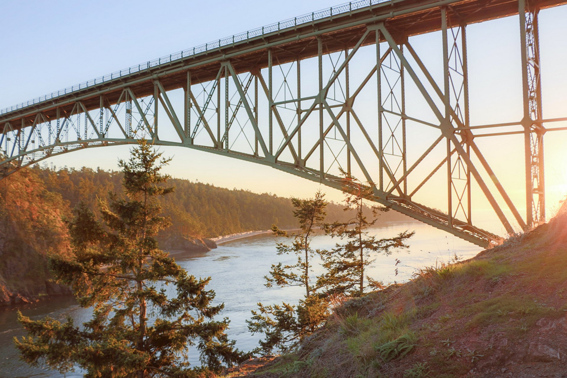 Best time for Deception Pass Bridge and Park in Seattle 2020