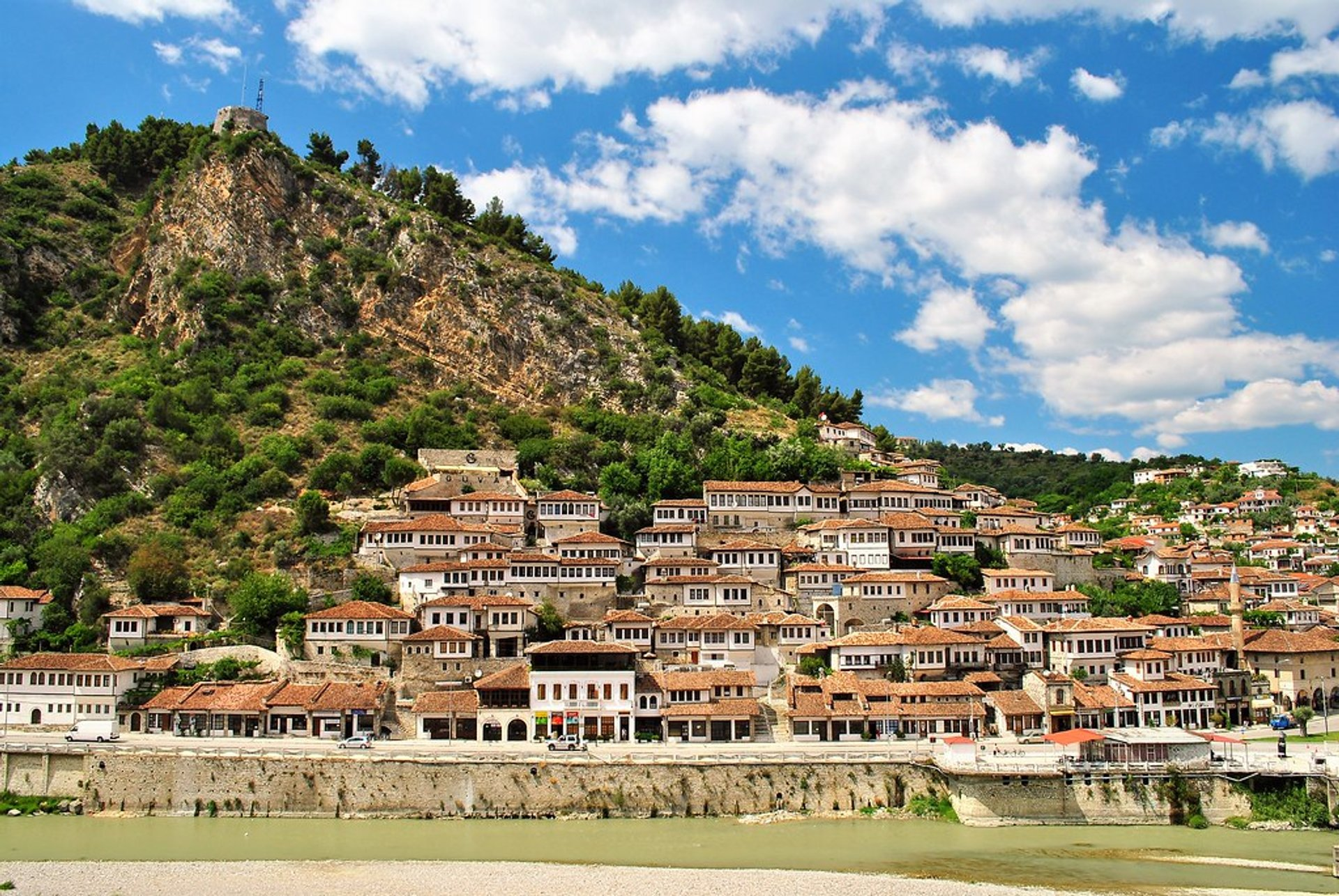 Berat in Albania 2019 - Best Time