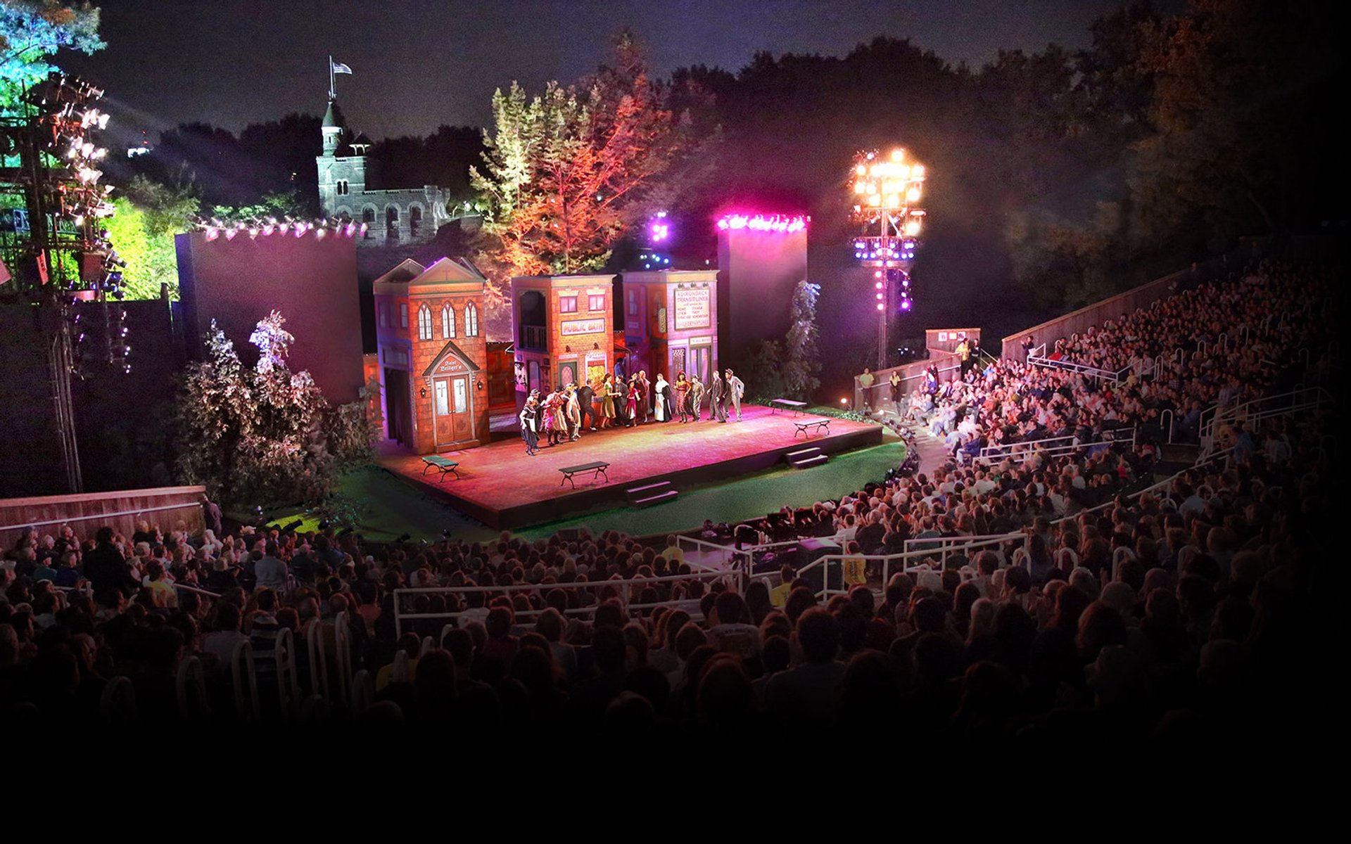 Shakespeare in the Park in New York 2019 - Best Time
