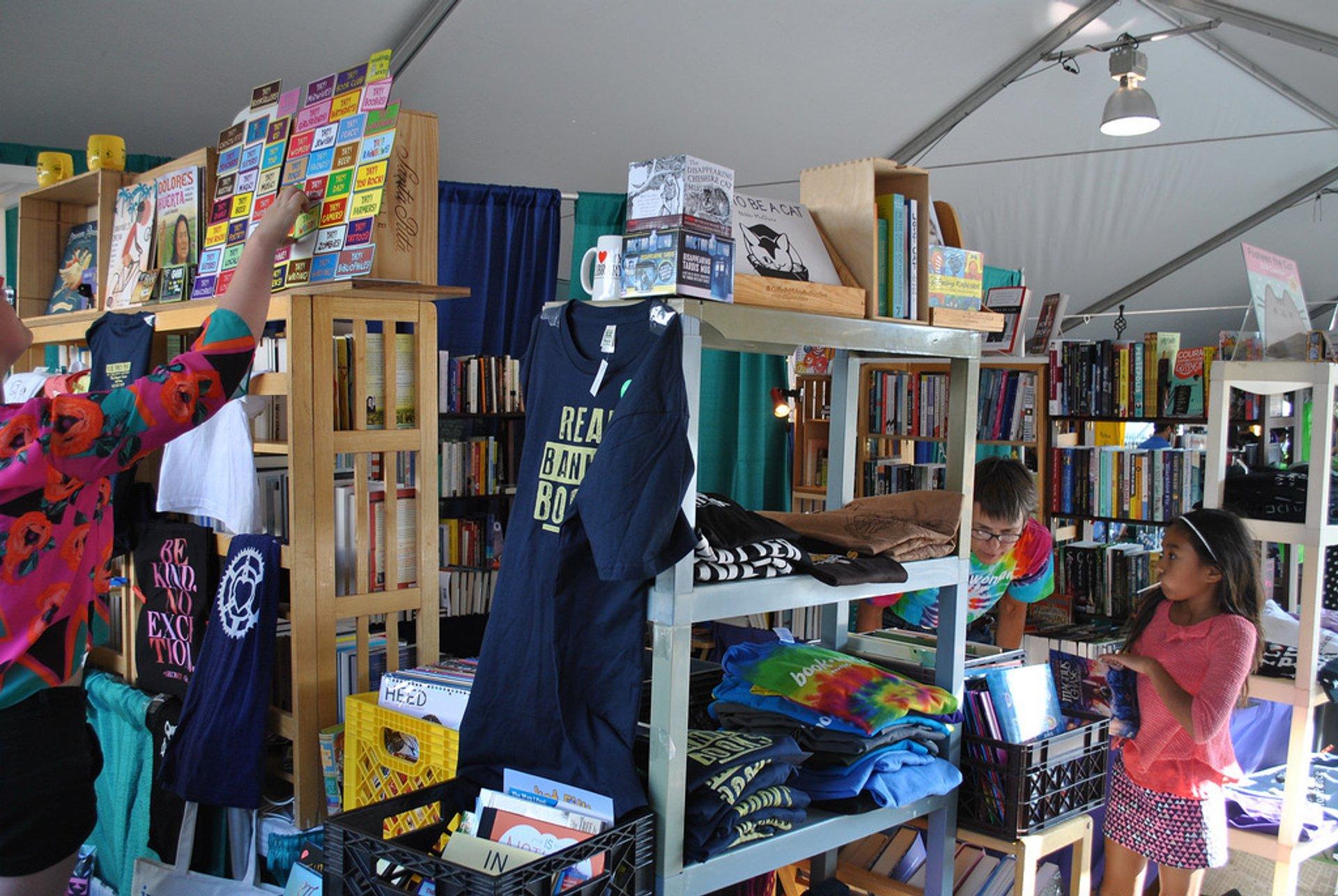 Texas Book Festival in Texas - Best Season 2020