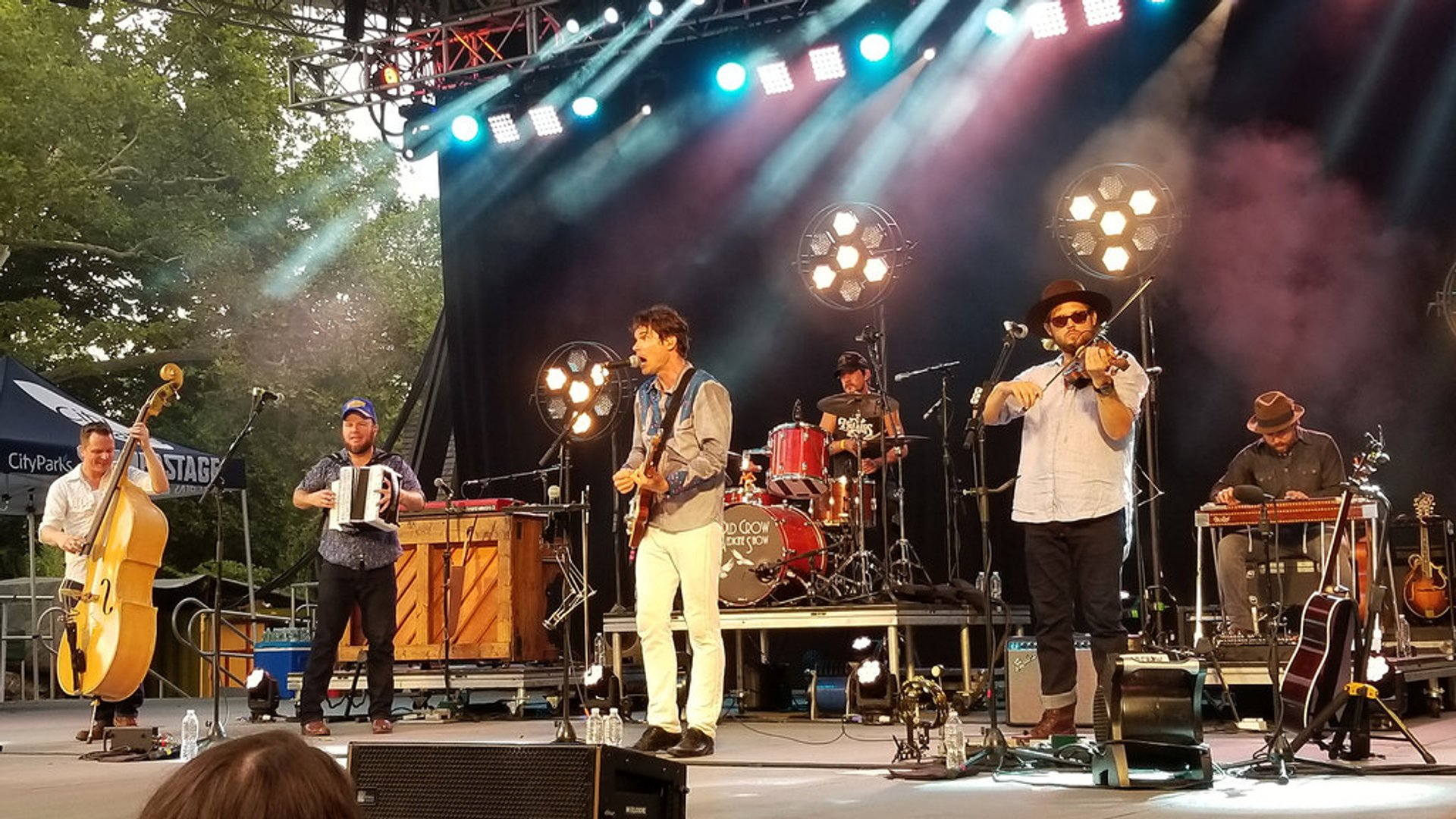Old Crow Medicine Show, Central Park SummerStage 2020