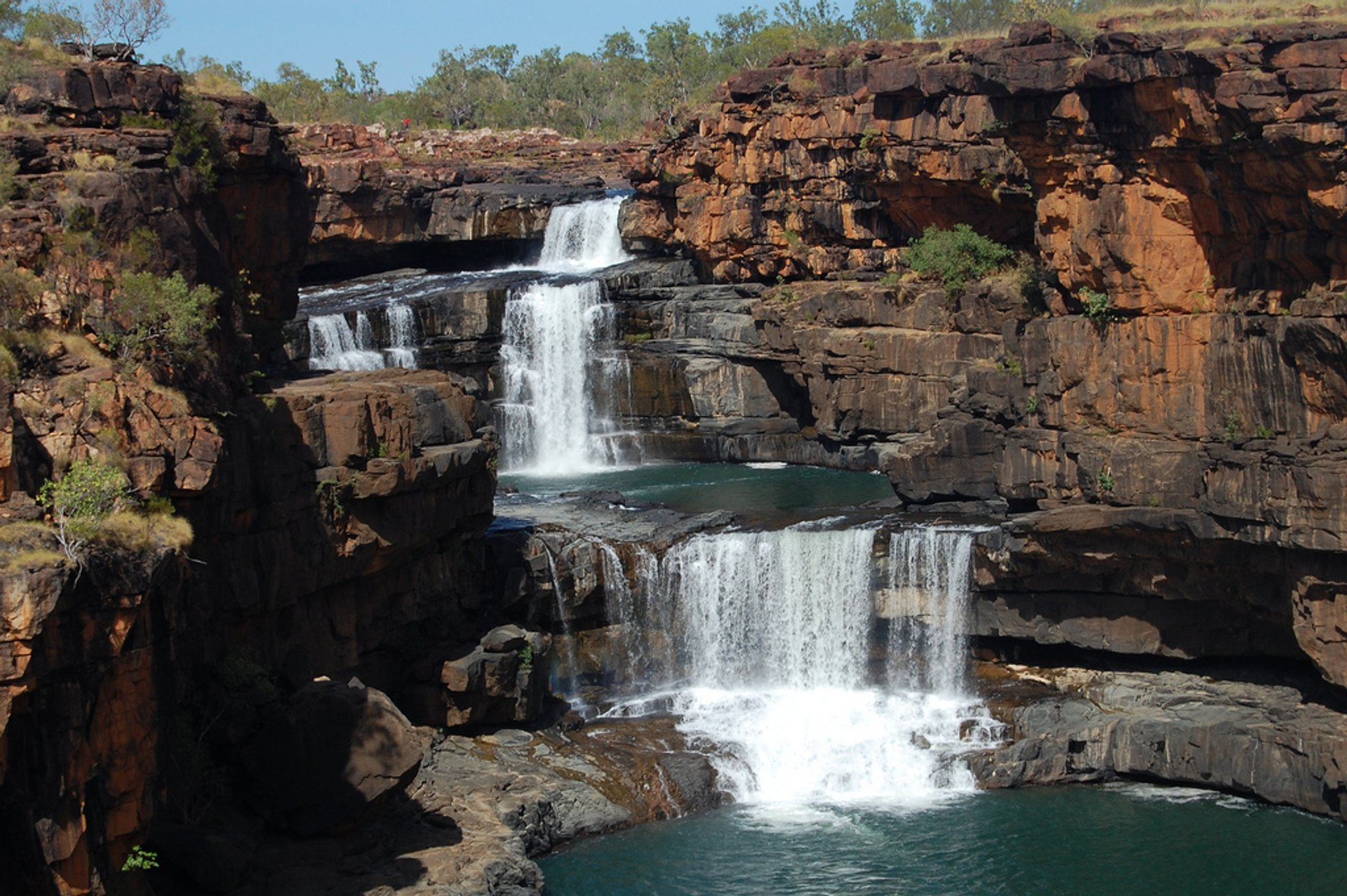 Mitchell Falls in Western Australia 2020 - Best Time