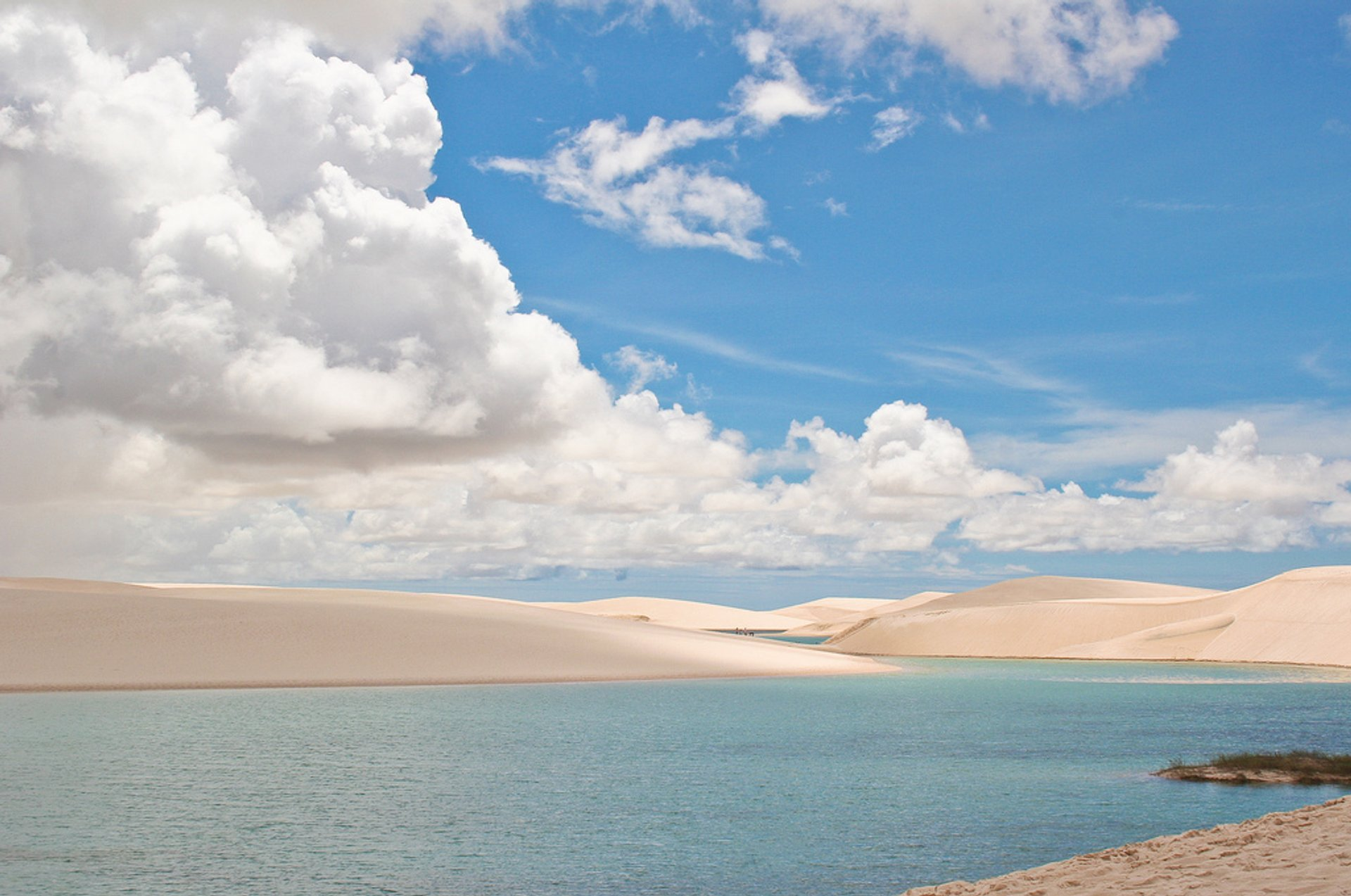 Lençóis Maranhenses National Park in Brazil - Best Season 2020