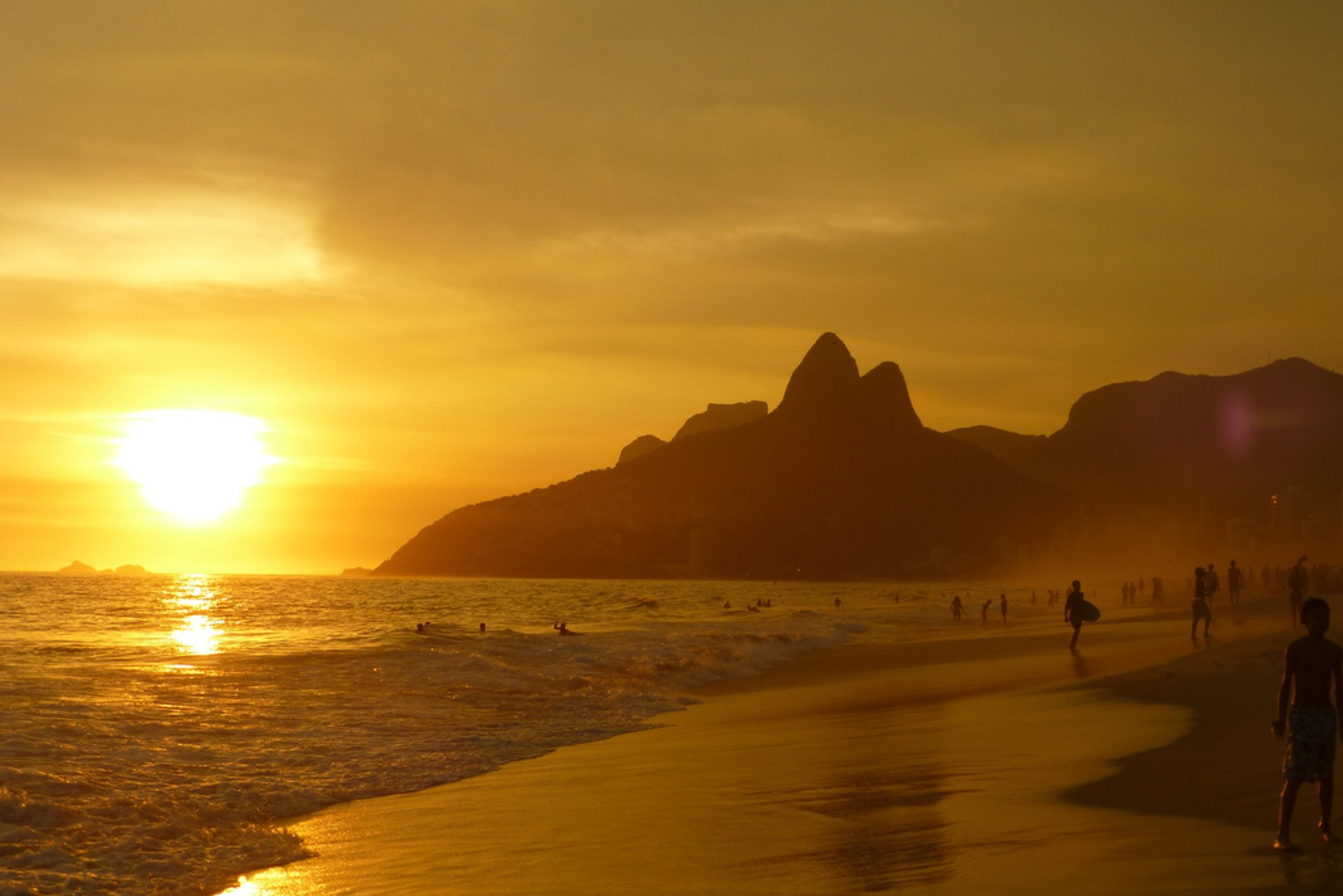 Watching the Sunset in Rio de Janeiro 2019 - Best Time