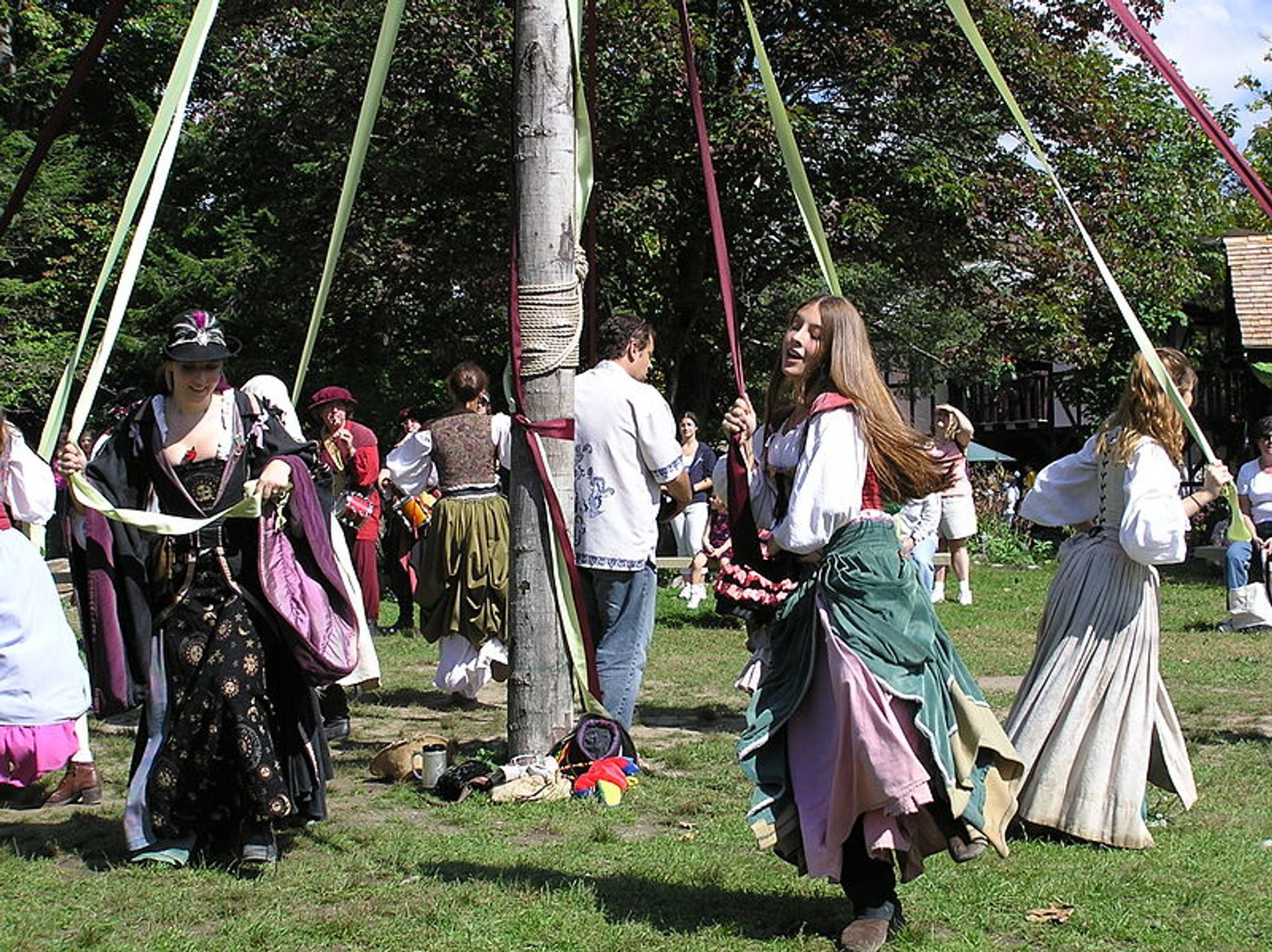 Best time for New York Renaissance Faire  in New York 2020
