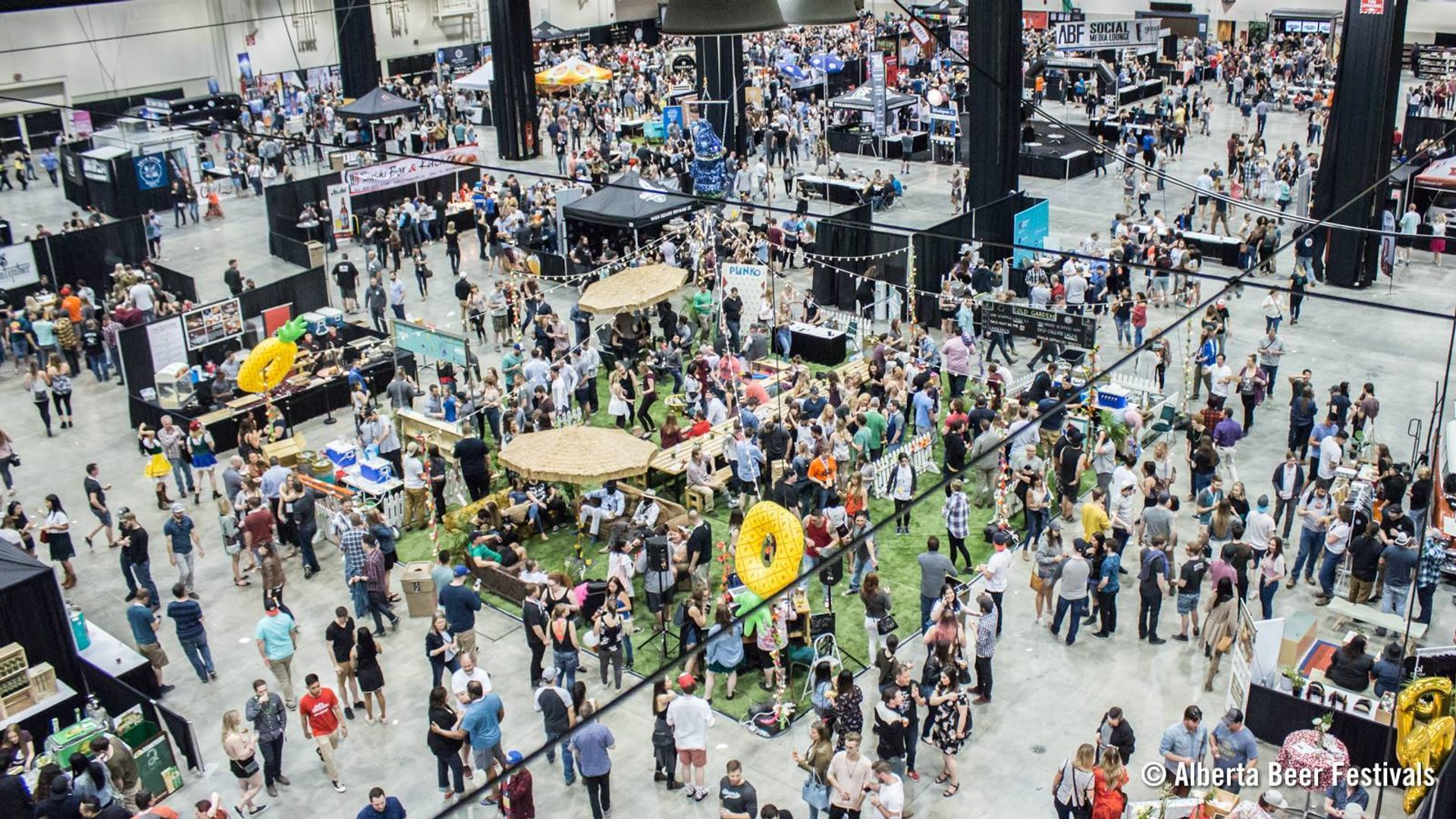Calgary International Beerfest in Calgary 2020 - Best Time