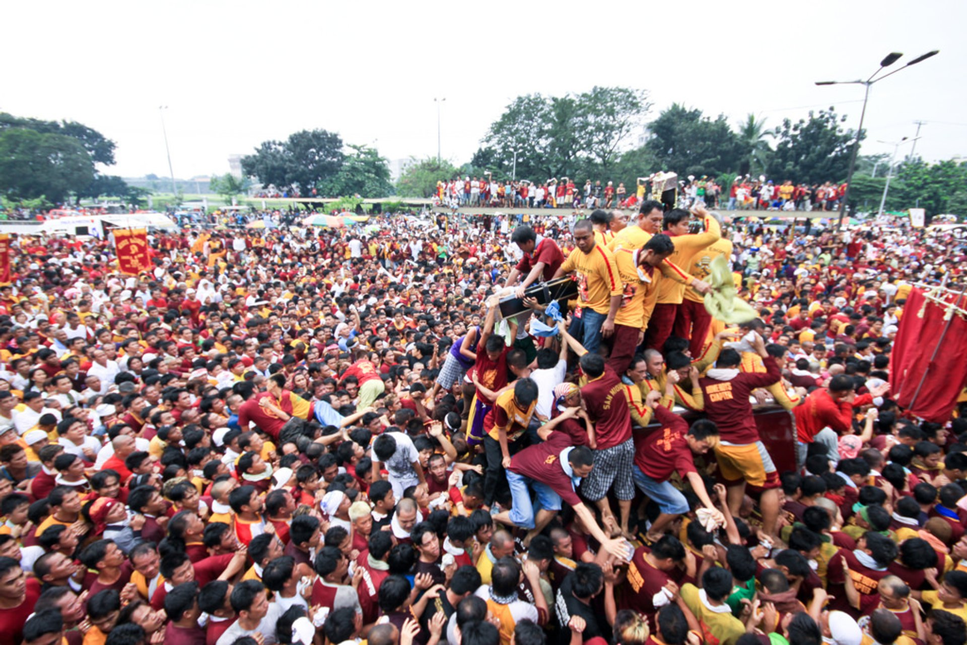 Best time for Quiapo Fiesta: Feast of the Black Nazarene 2020