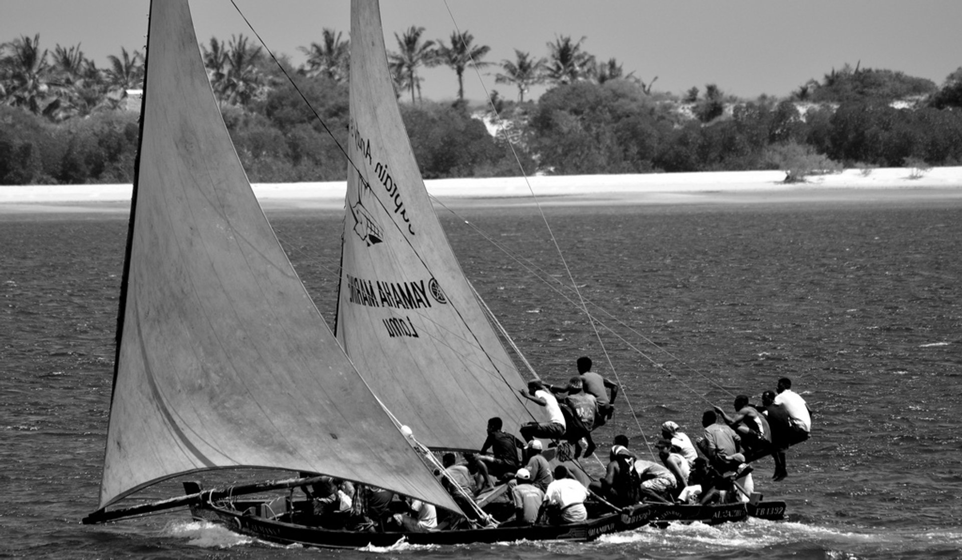 Best time for New Year's Lamu Dhow Race in Kenya 2020