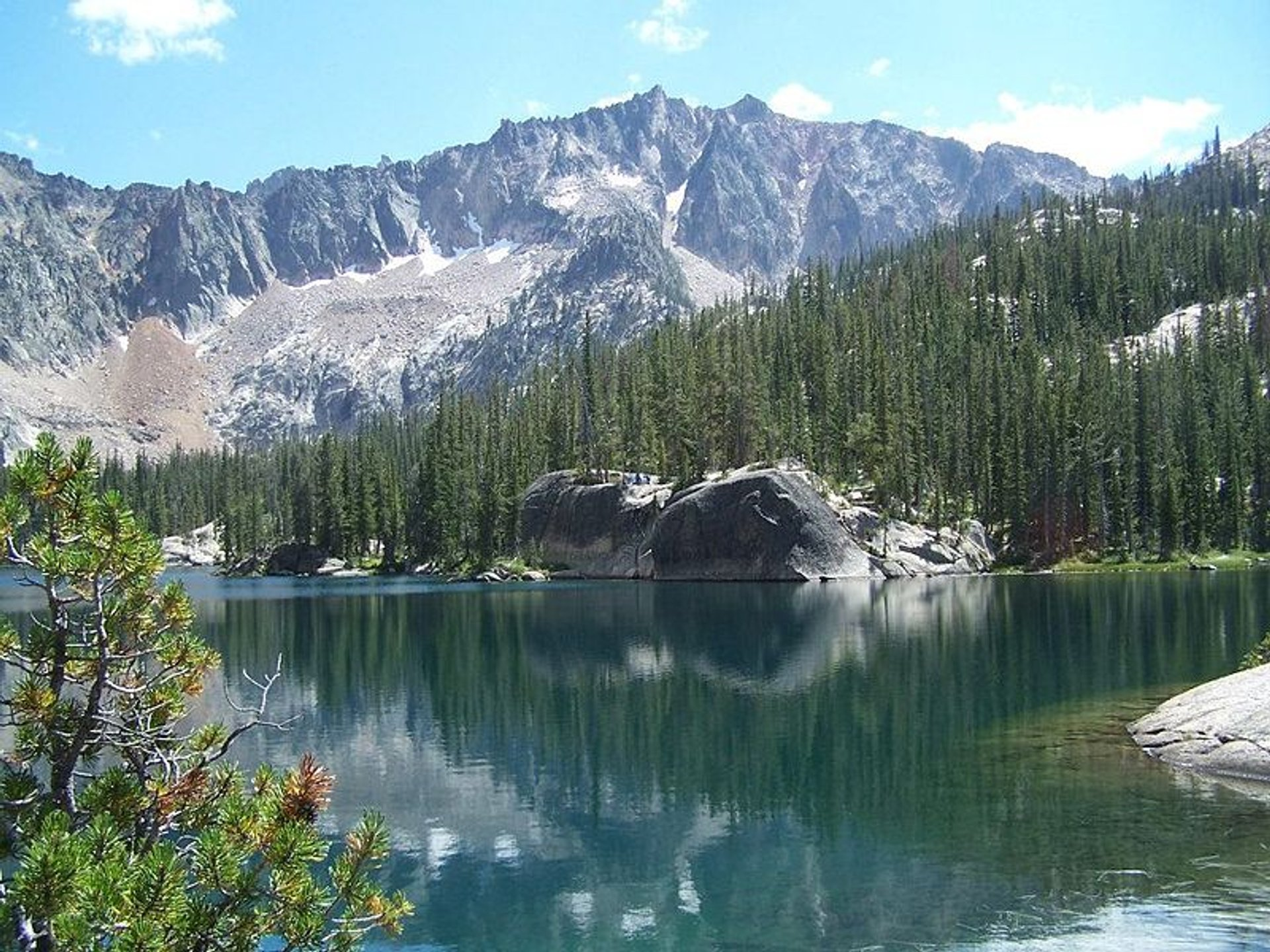 Saddleback Lakes in Idaho 2020 - Best Time