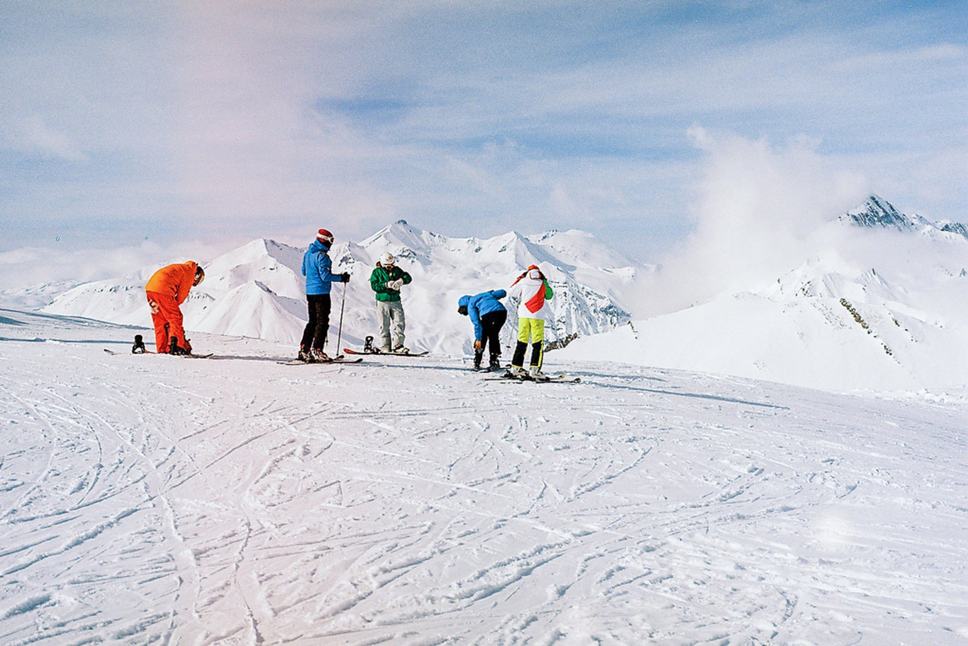 Skiing Season in Georgia 2019 - Best Time