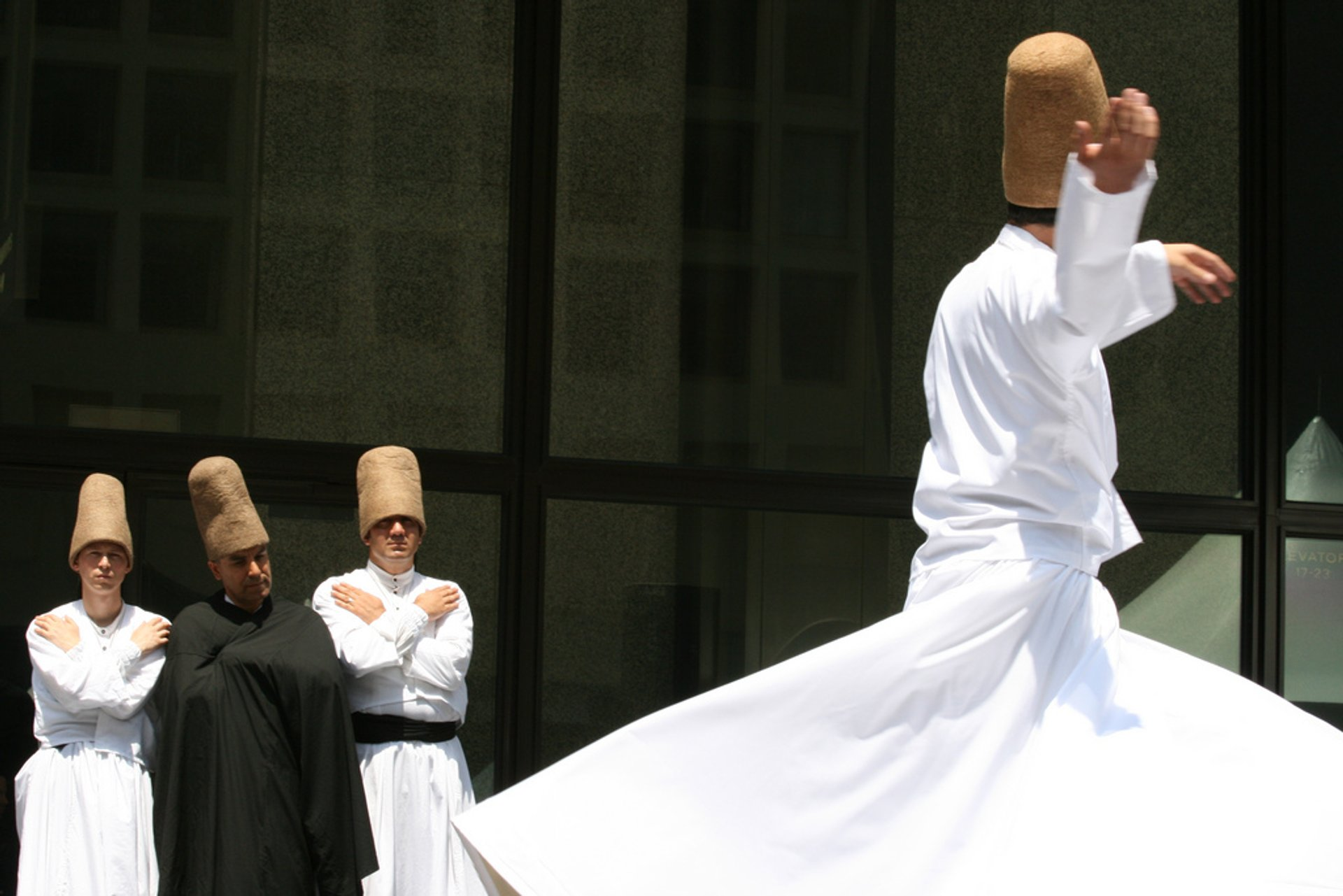 Whirling Dervish Sema Ceremony in Istanbul - Best Season 2019