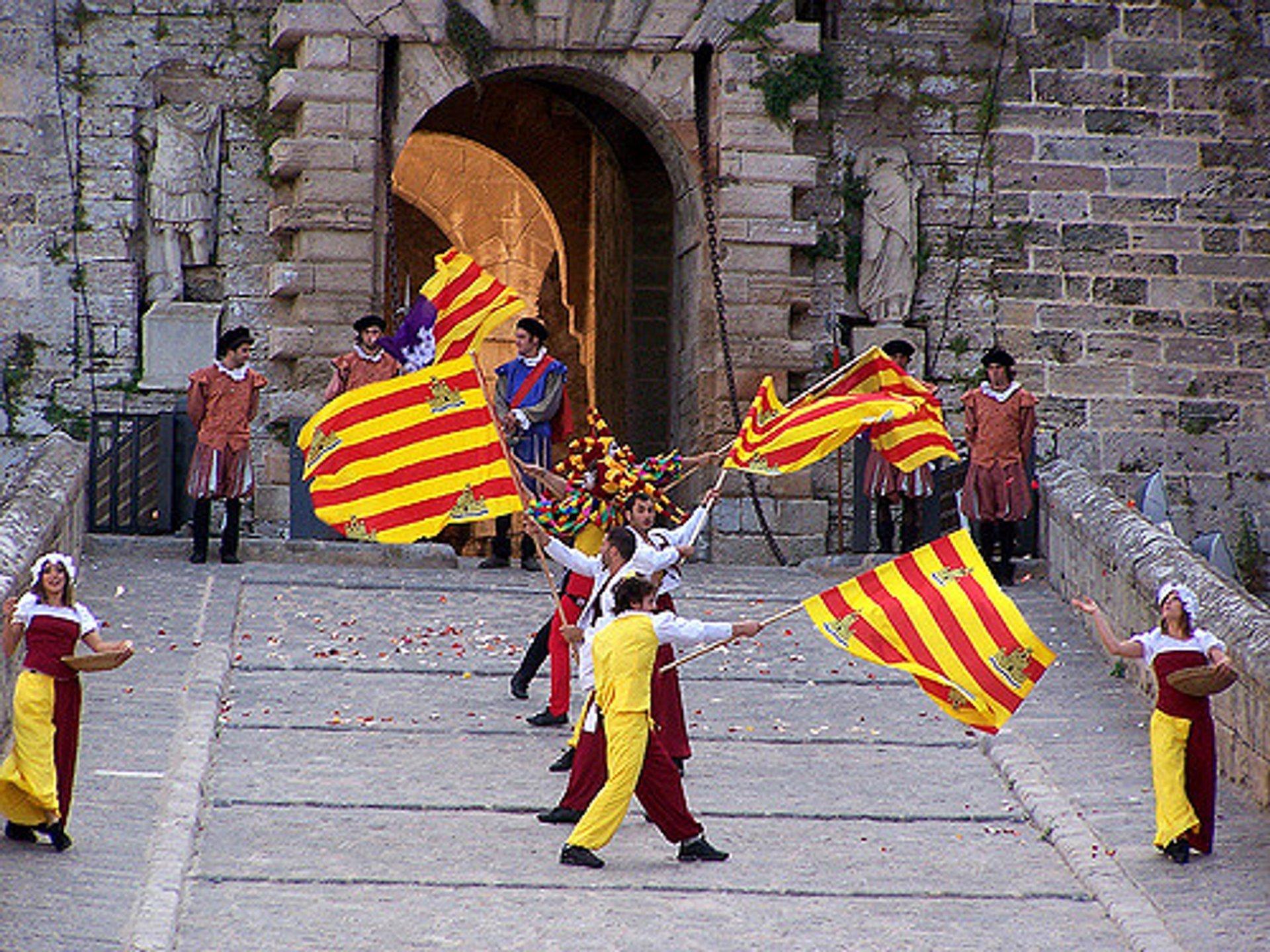 Medieval Festival Ibiza in Ibiza - Best Season 2020