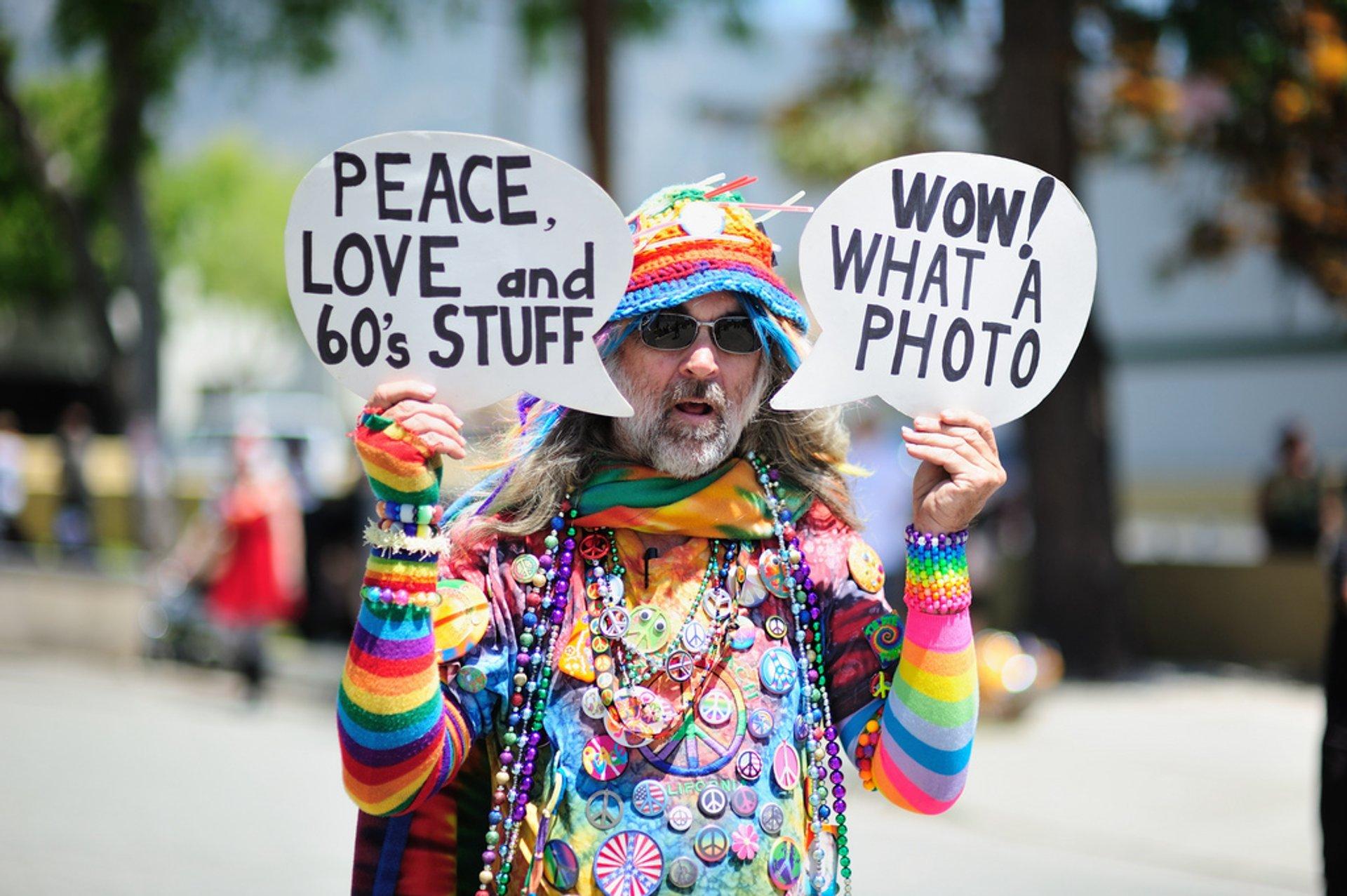 Pasadena Doo Dah Parade in Los Angeles 2019 - Best Time