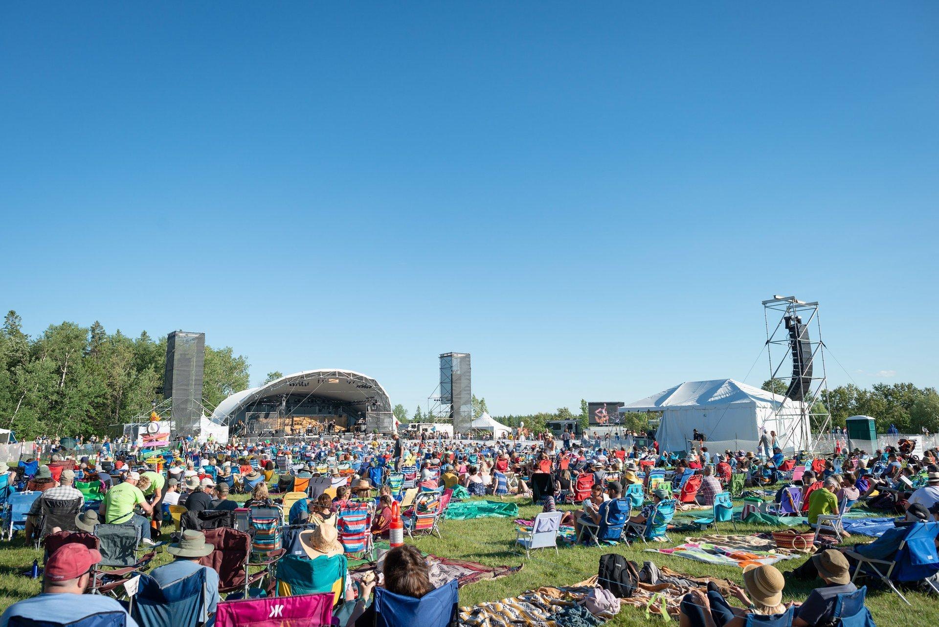 Winnipeg Folk Festival in Winnipeg - Best Season 2020