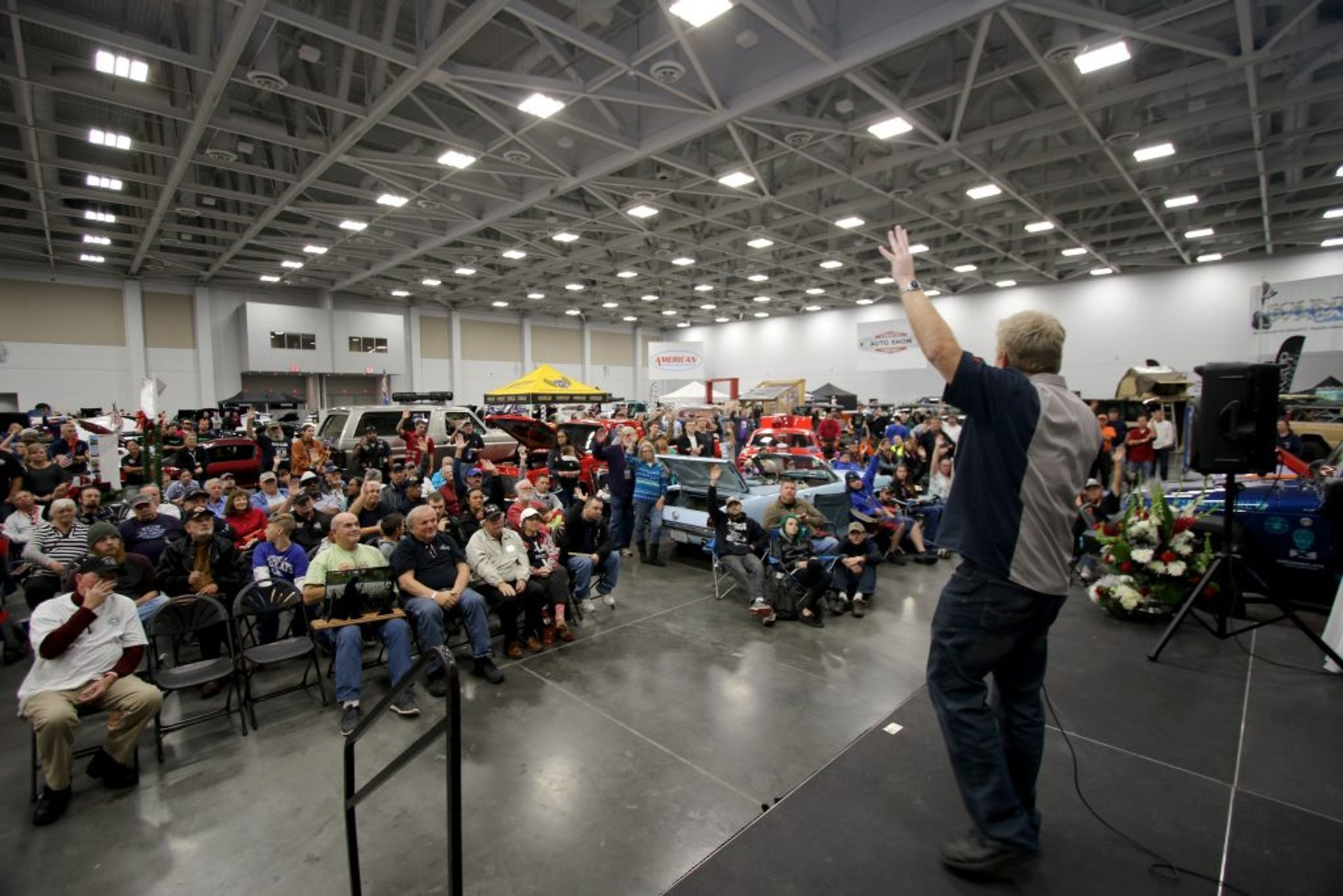 Best time for Coastal Virginia Auto Show in Virginia 2020