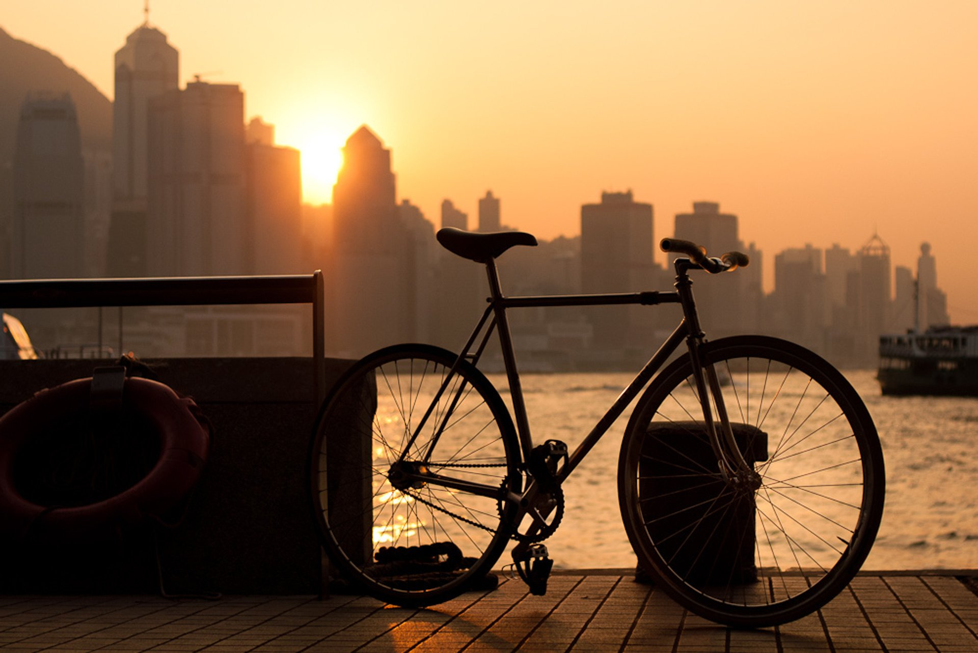 Best time for Cycling in Hong Kong 2019